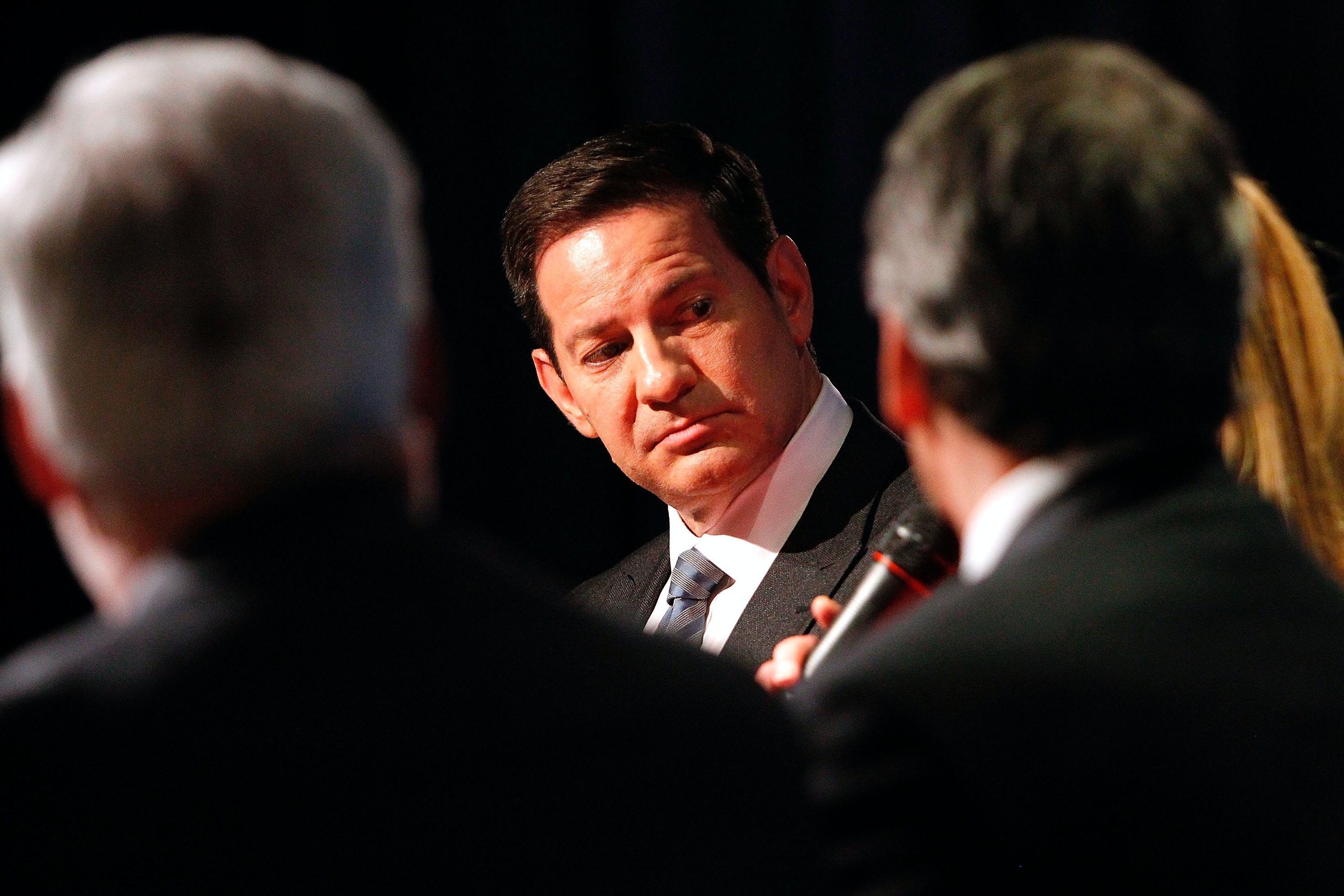 Journalist Mark Halperin is accused of sexually harassing five women