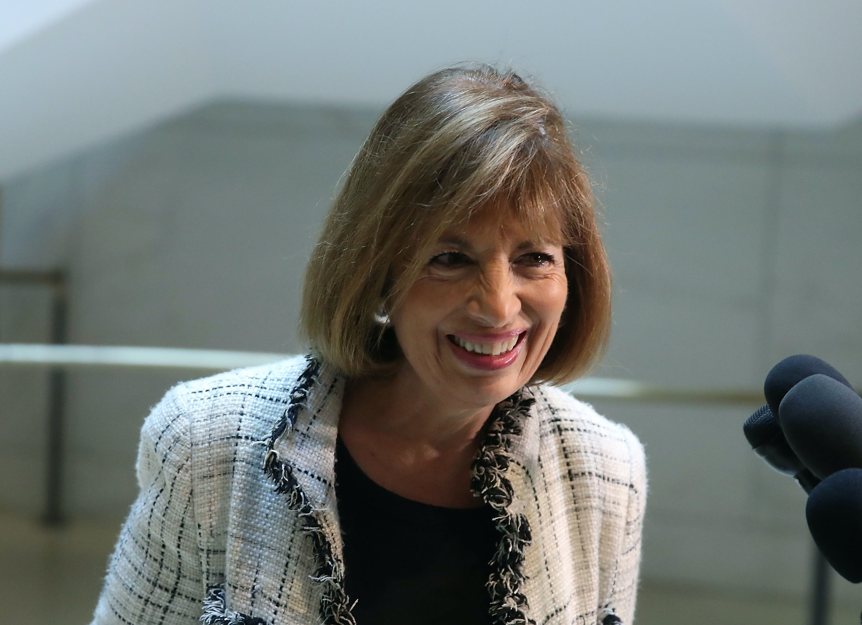 Rep. Speier Reveals How She Was Sexually Harassed on Capitol Hill