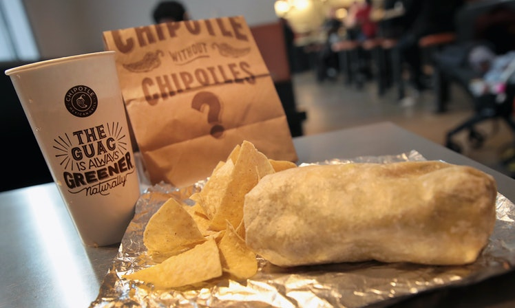 How To Get Cheap Chipotle Meals On Halloween, Because You Know You ...