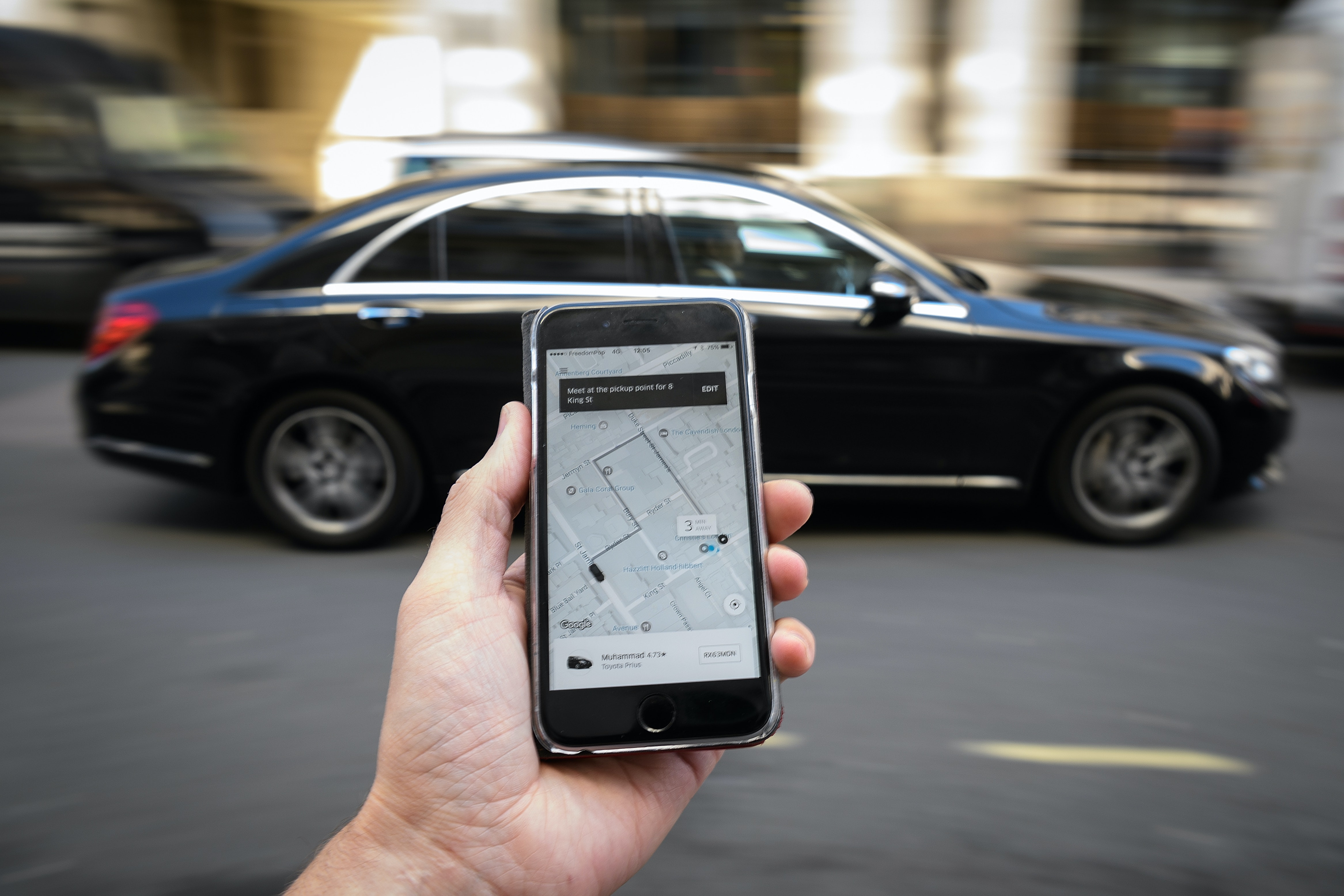 Uber Security Breach Exposed Personal Data Of 57 Million Customers And Drivers