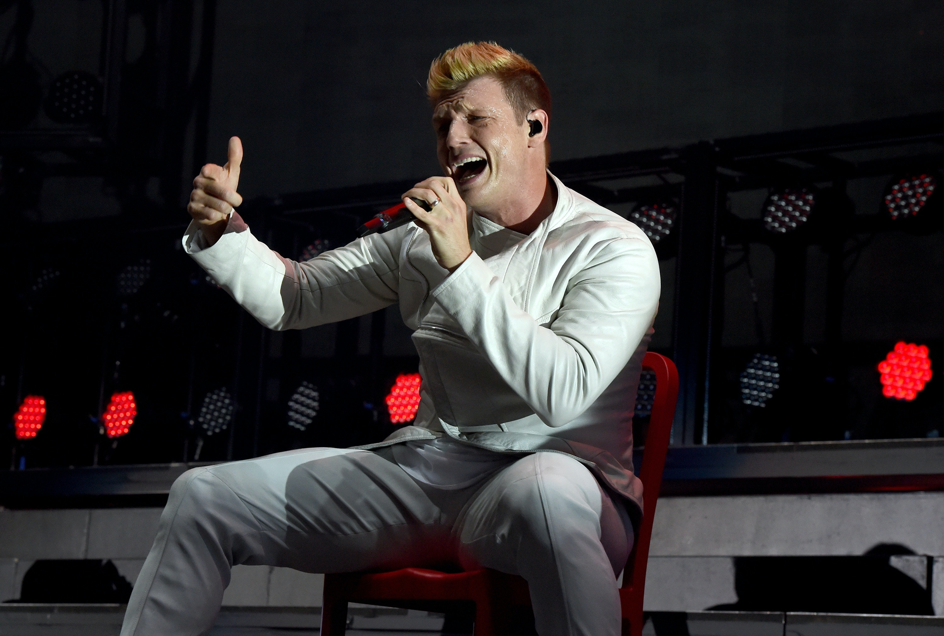 Nick Carter of Backstreet Boys accused of assault