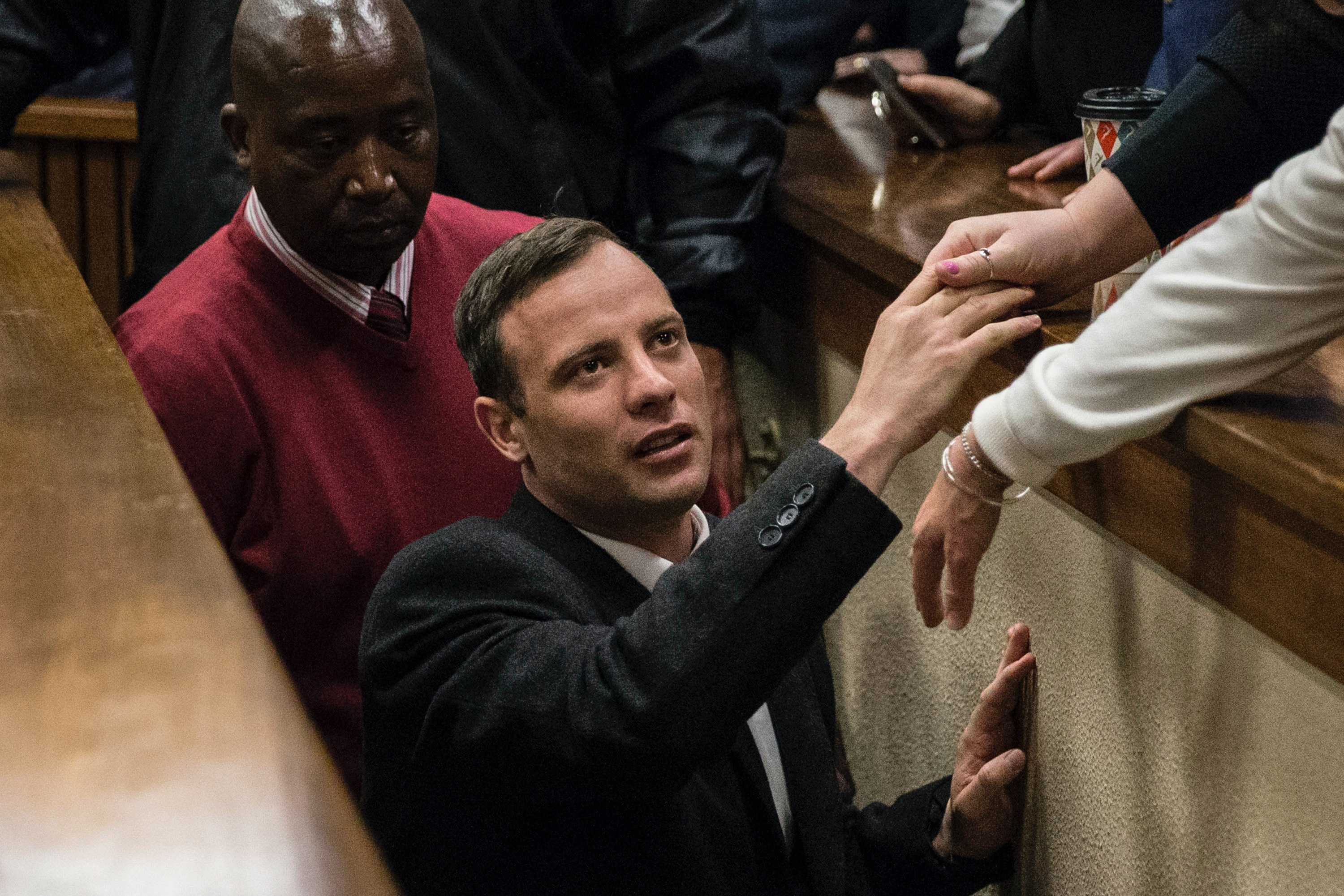 Oscar Pistorius Prison Sentence For Killing Reeve Steenkamp Was More Than DoubledPool  Getty Images News  Getty Images