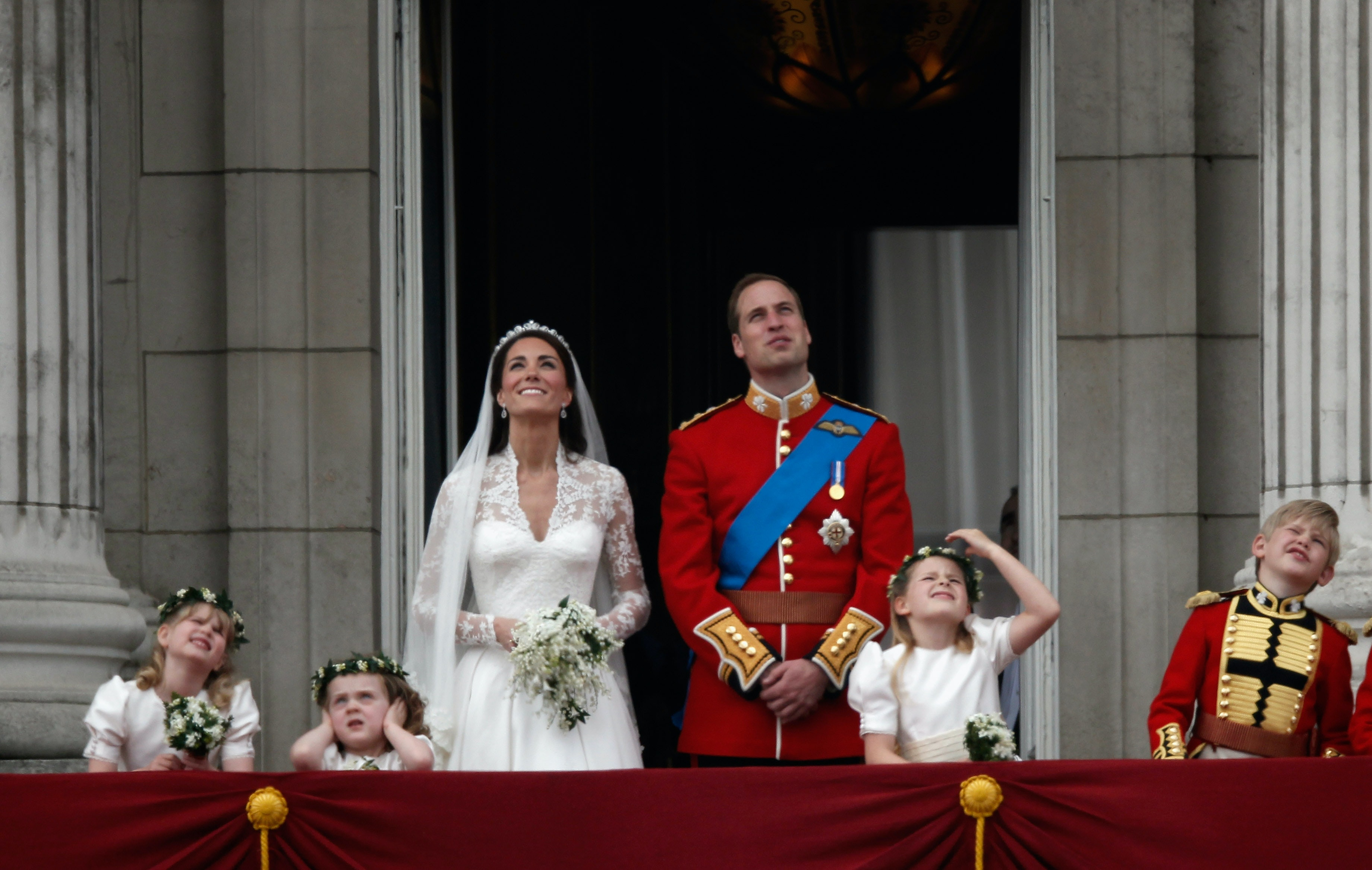 Will Duchess Kate Be A Bridesmaid In Prince Harry & Meghan Markle\'s ...