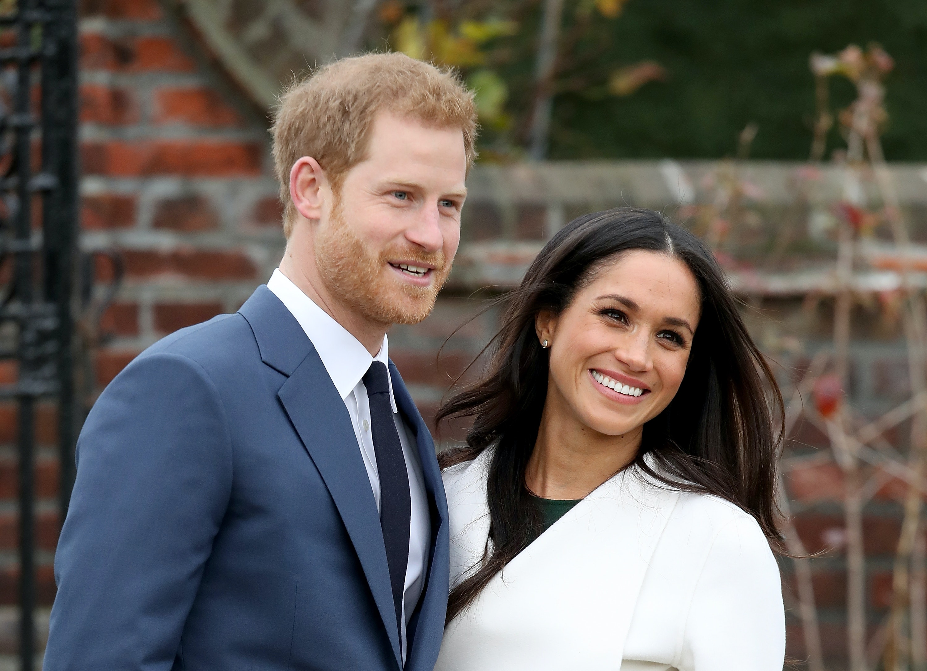 British Royal family issues official statement on Prince Harry and Meghan's engagement