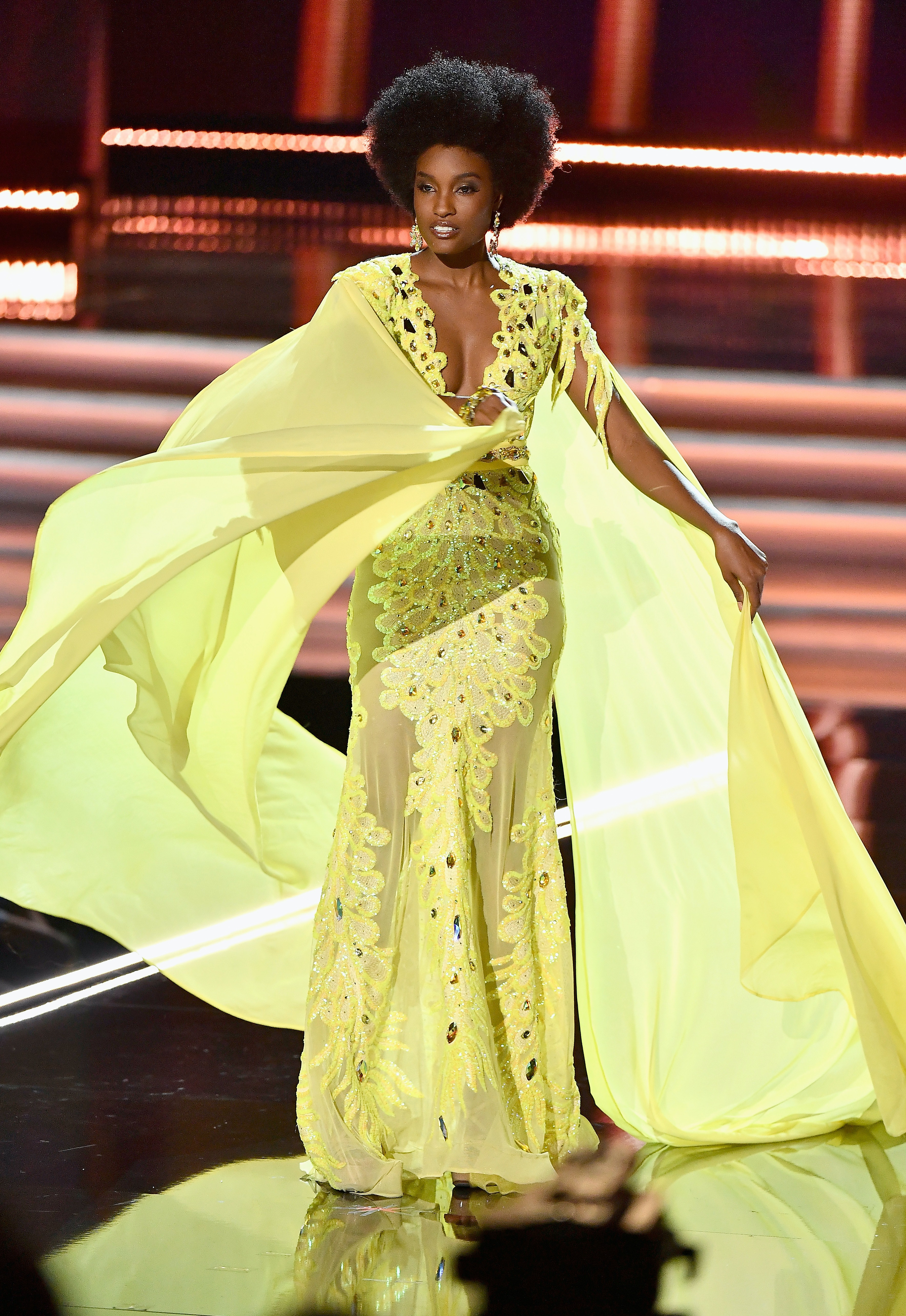 All Of The Miss Universe 2017 Gowns Were Surprisingly Modern & Stylish
