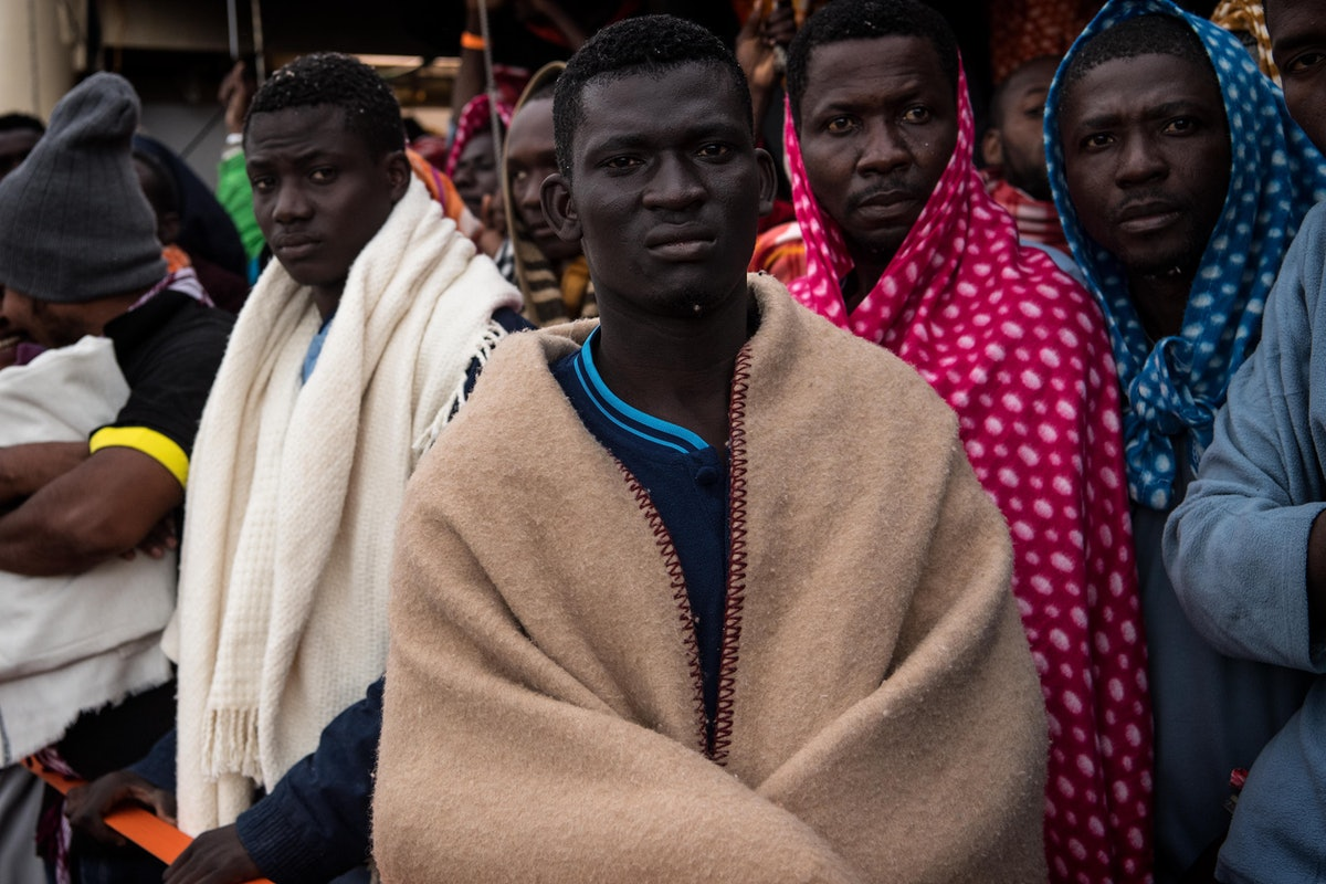 Slave Trade In Libia >> How To Help Stop Libya's Slave Trade & Fight Slavery Around The World