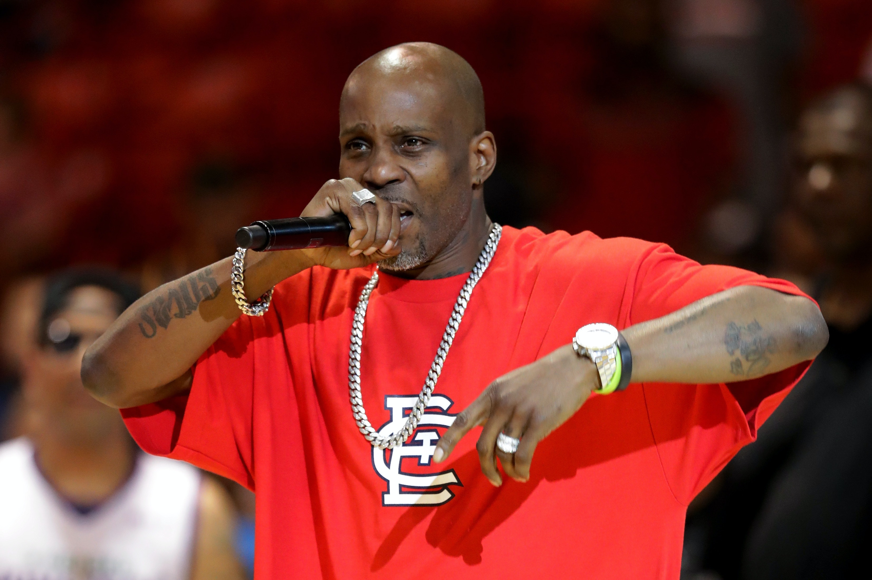 DMX Delivers Official