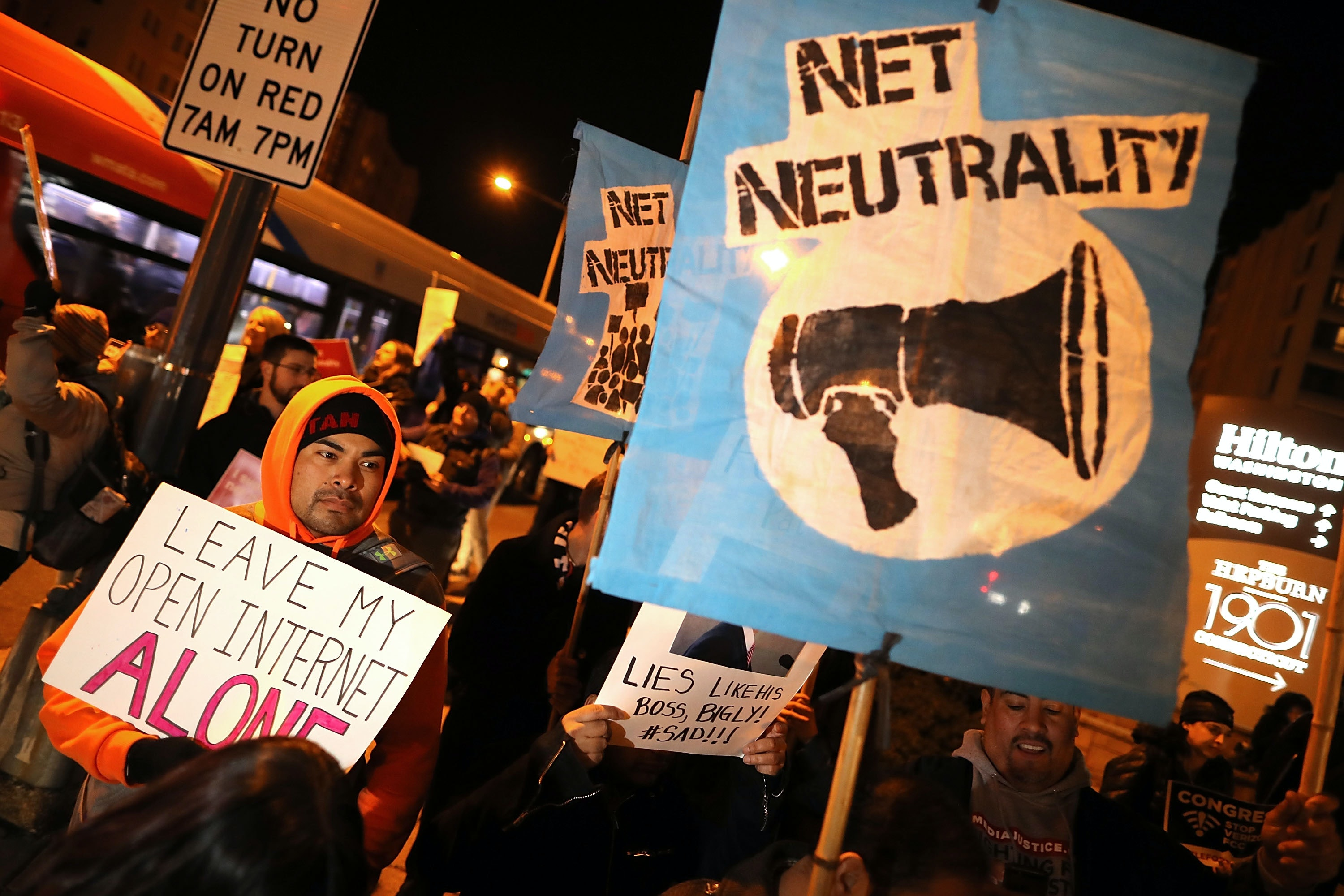 Up to 10 million net neutrality comments were bogus