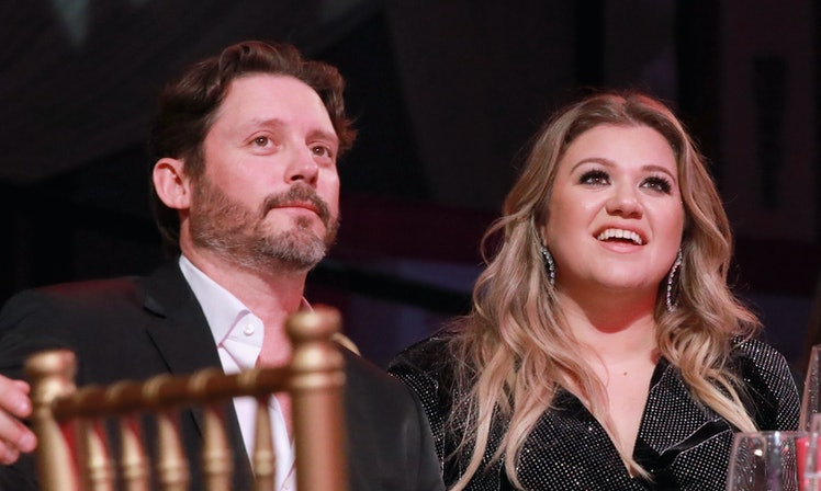 Who is kelly clarkson 39 s husband brandon blackstock is for How many kids does kelly clarkson have