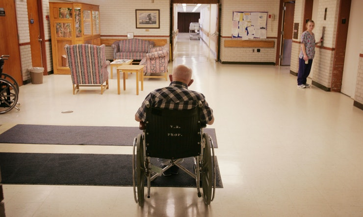 essay on loneliness and neglect of elderly