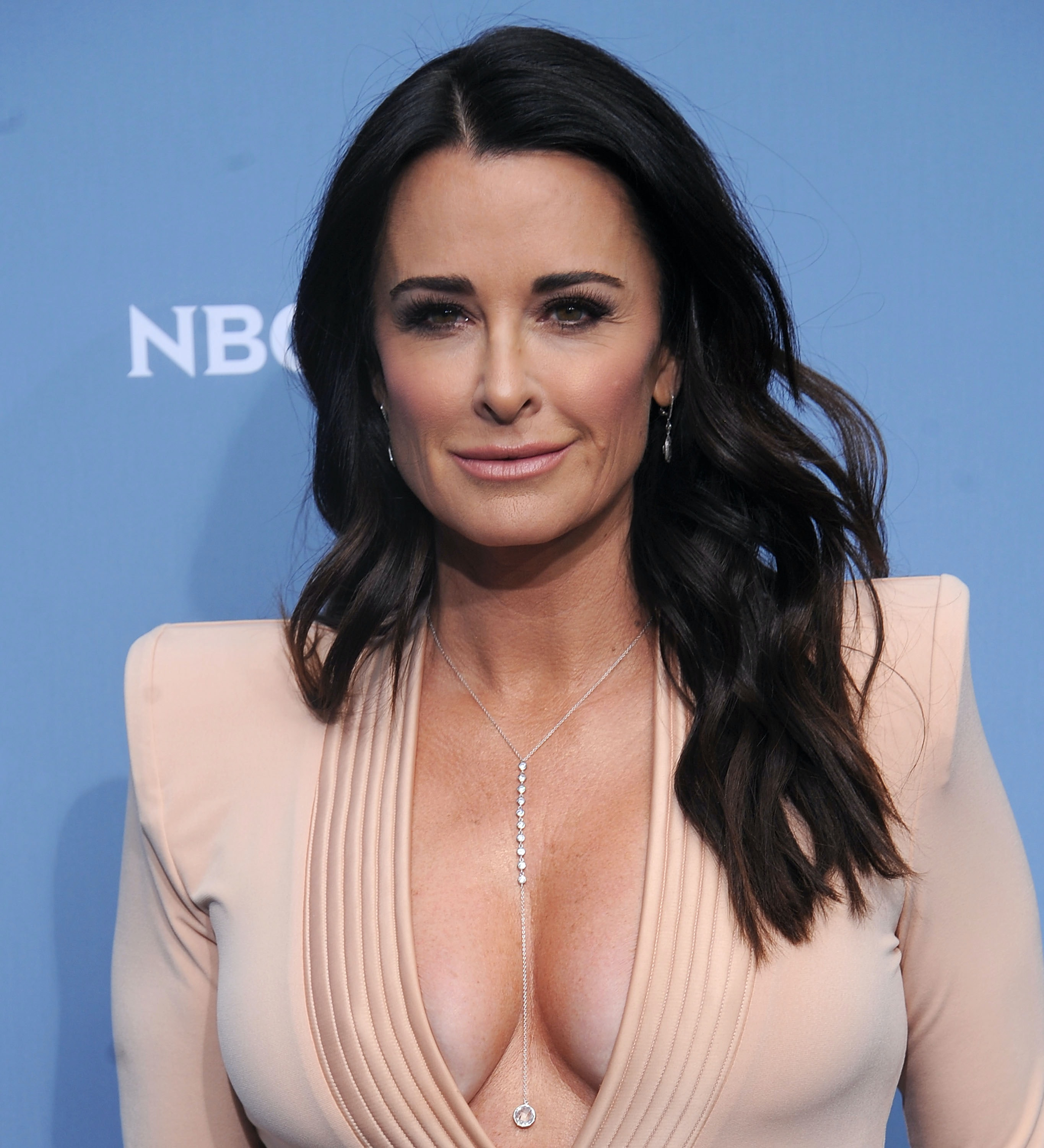 Kyle Richards' Home Was Burglarized While She Was On Vacation