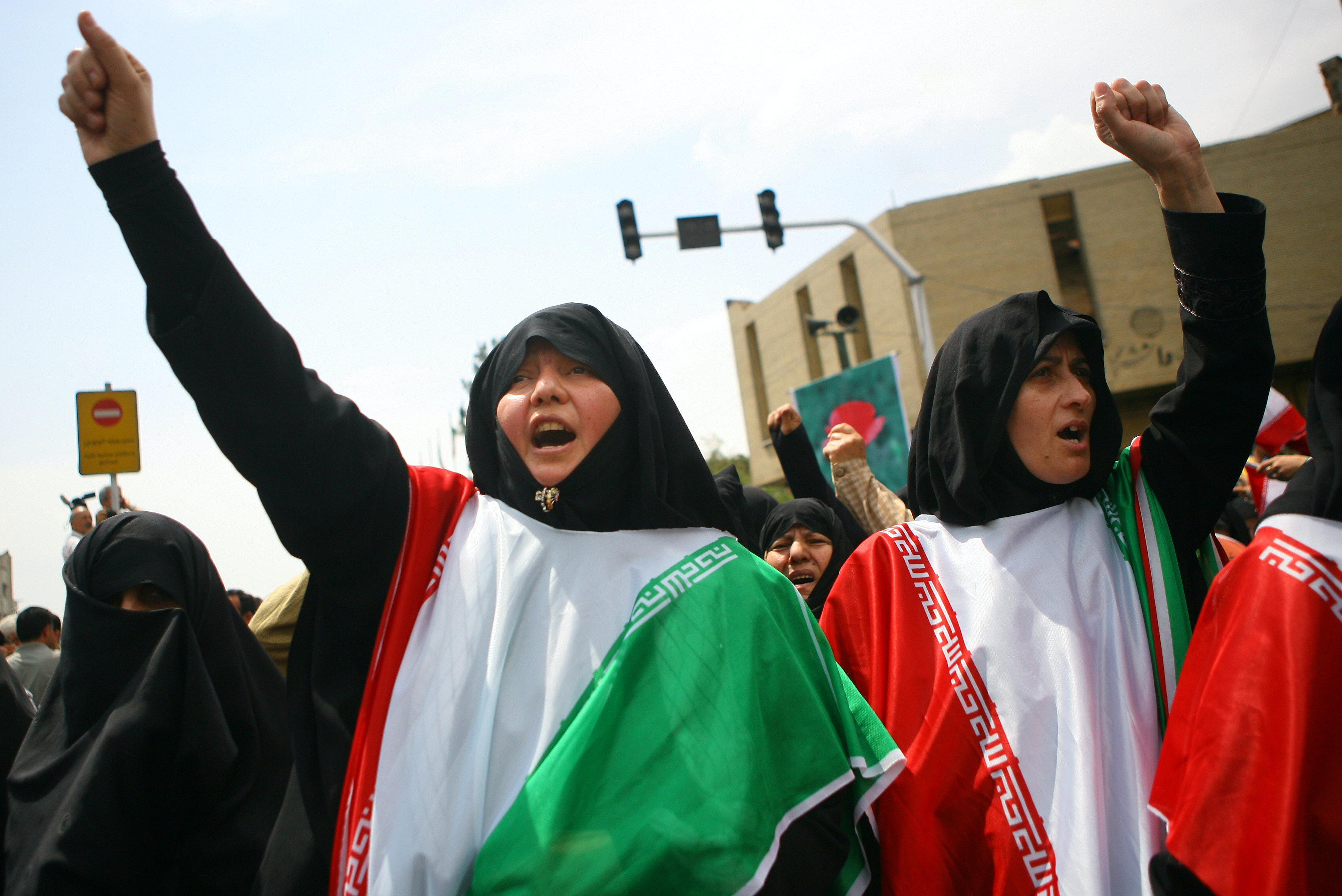What is happening in Iran (photo) 9