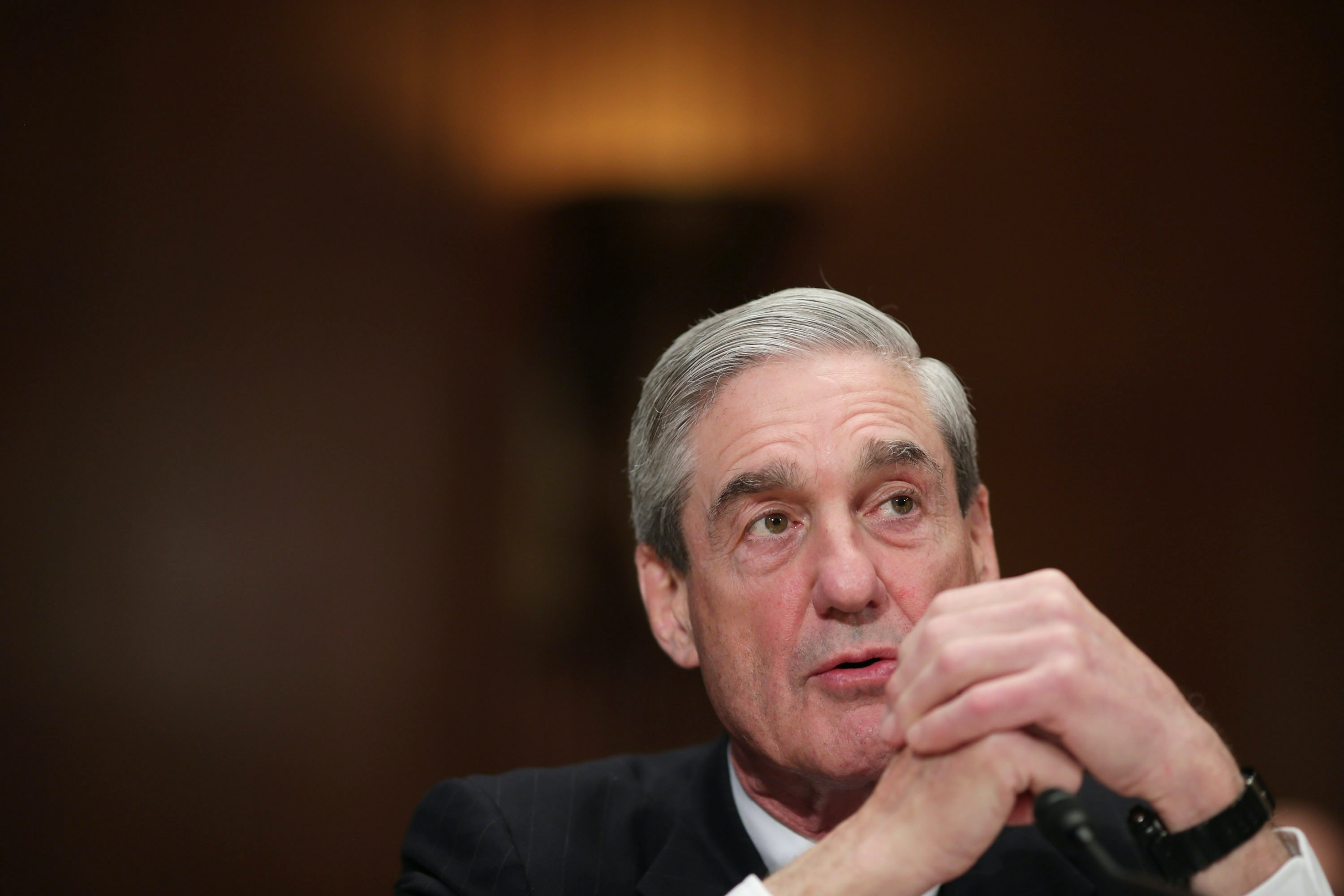 Mueller spent $6.7M in Russian Federation probe