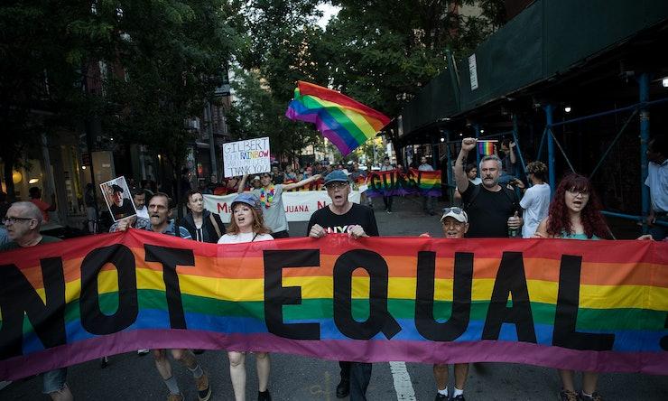 texas refuses same sex marriage in Greensboro