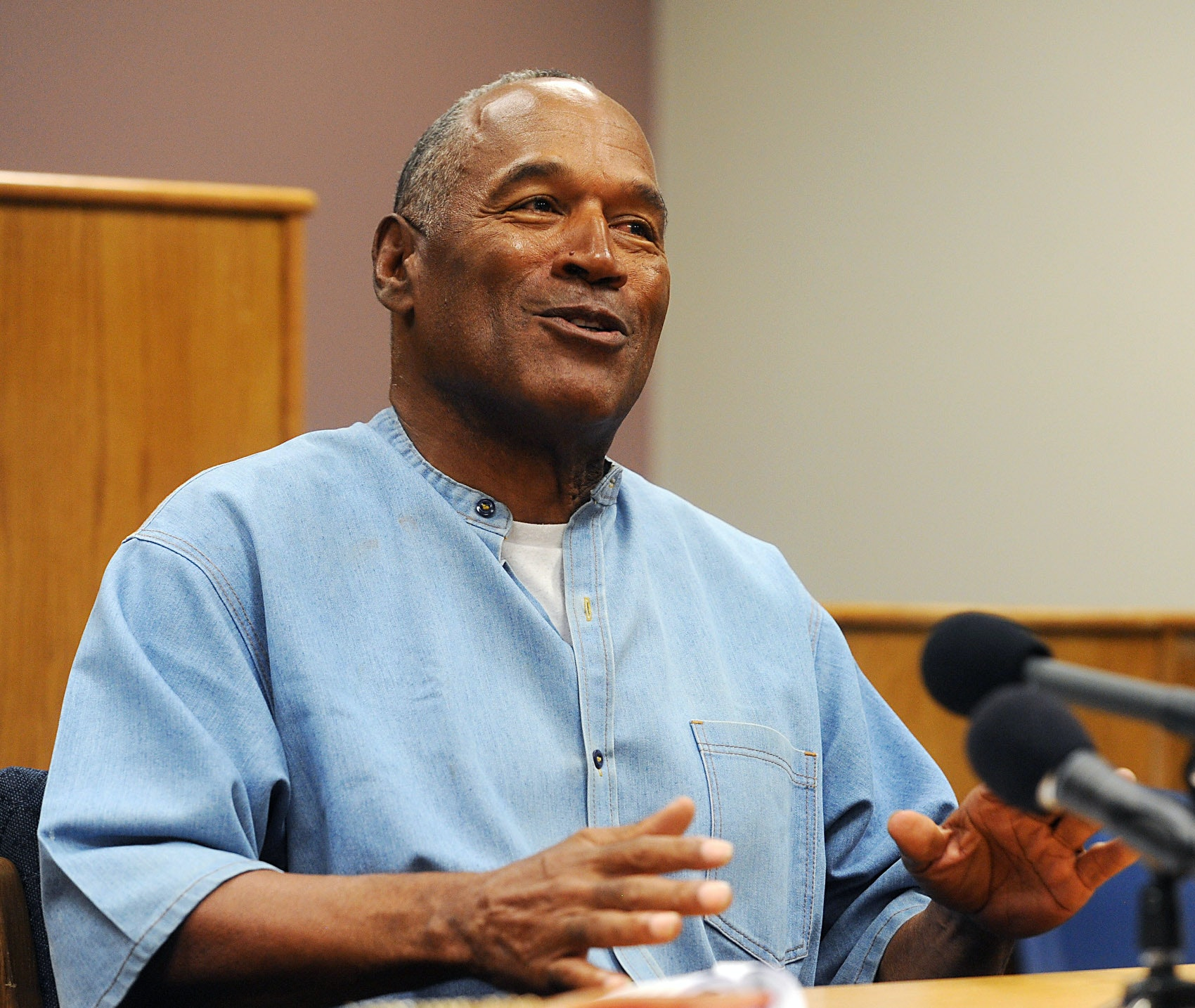 OJ Simpson's July 2017 parole hearing