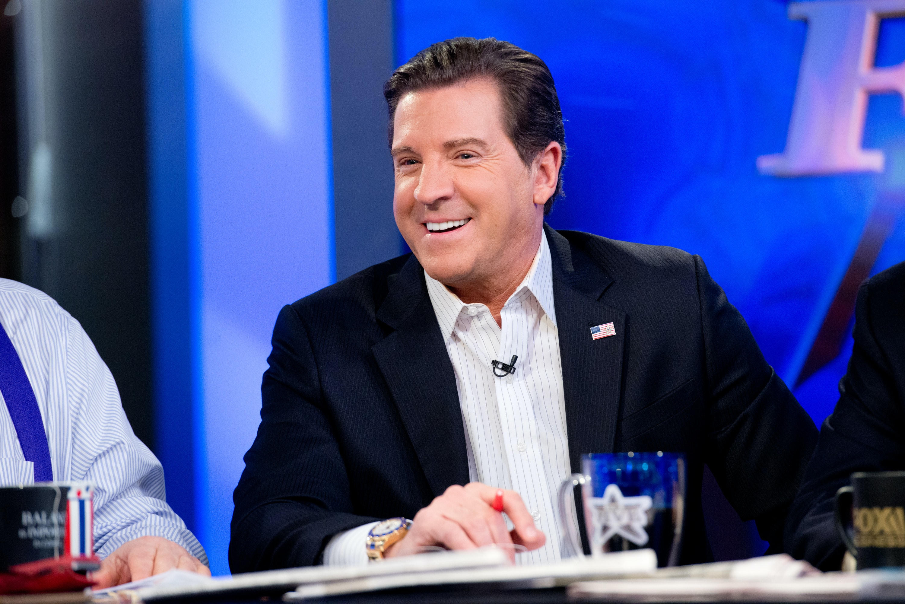 Eric Bolling suspended by Fox News amid claims of inappropriate behavior