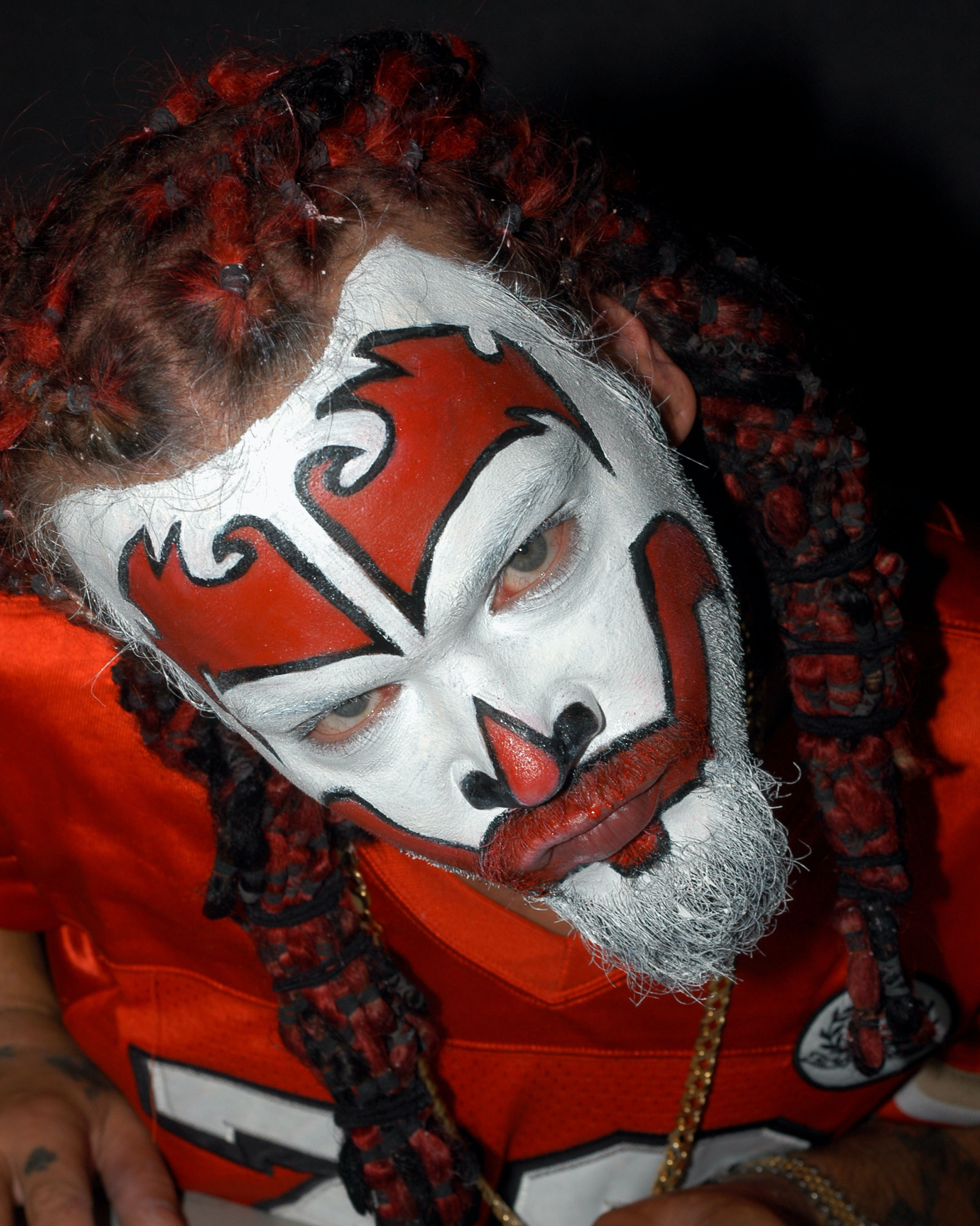 Juggalos gather in Washington to protest against Federal Bureau of Investigation