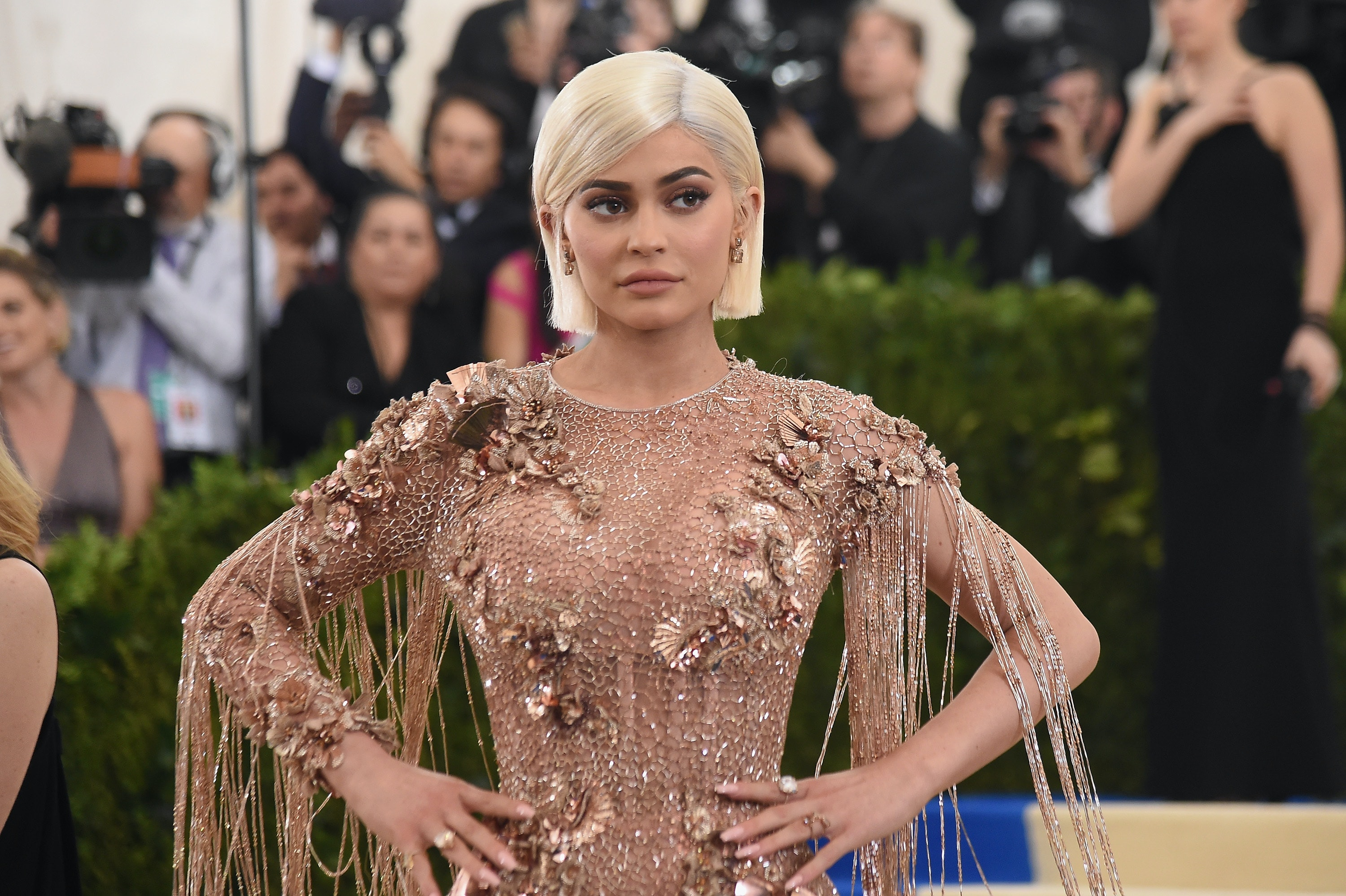 Kylie Jenner Reportedly Went on a $70000 Baby Shopping Spree