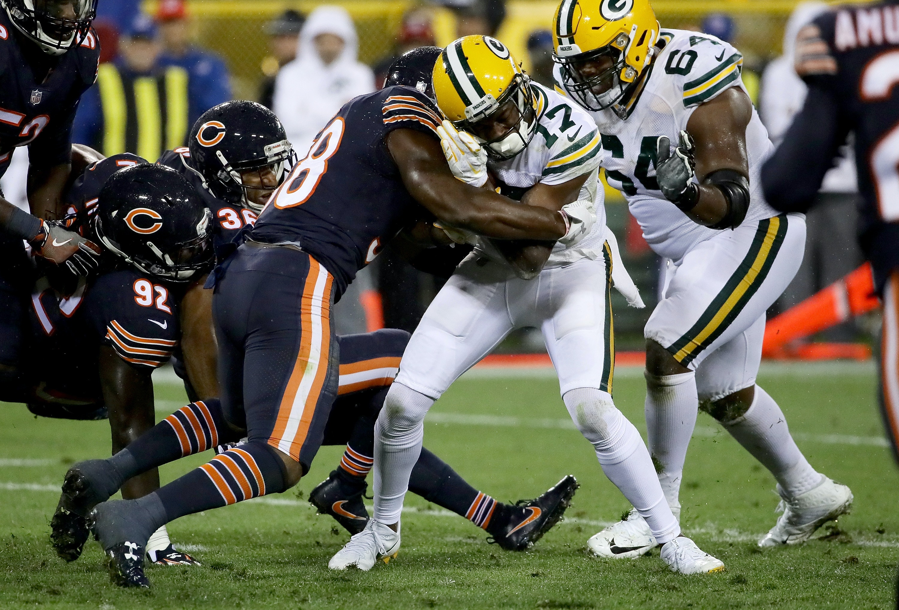 Davante Adams (concussion) may be ready for Packers Week 5