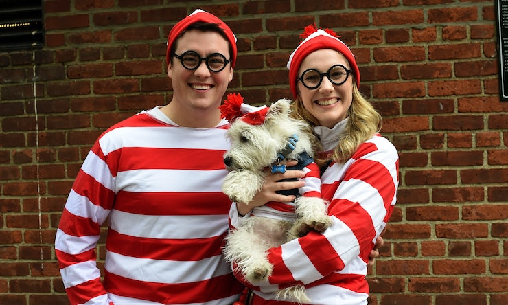 Easy & Creative 2017 Halloween Costume Ideas That Are Perfect For ...