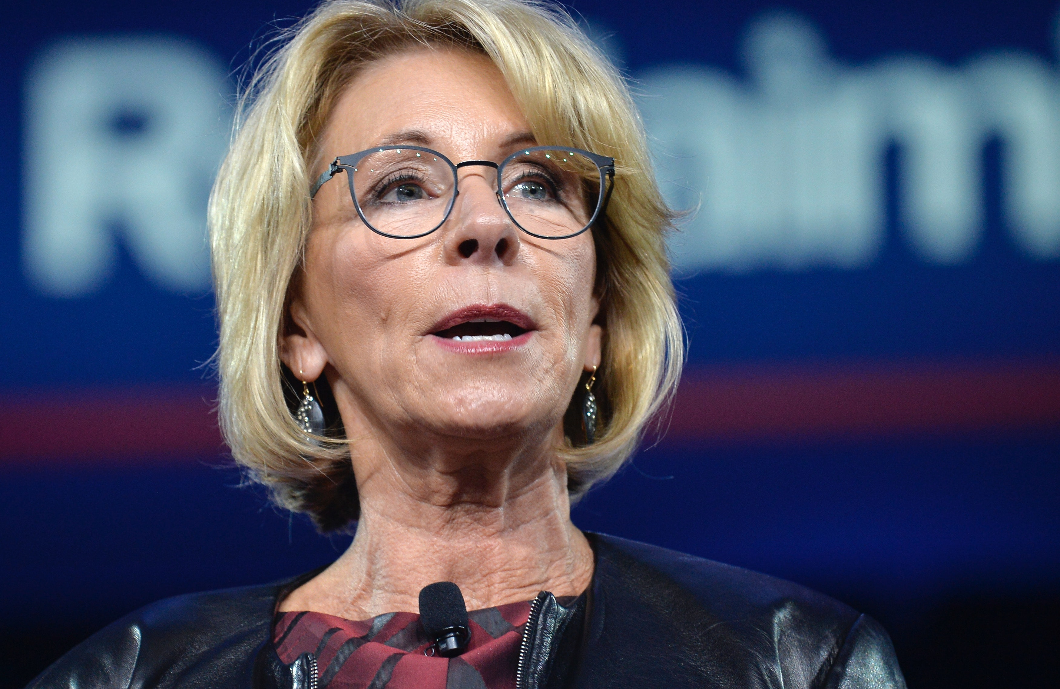 Betsy DeVos ends Obama-era guidance on campus sexual assault