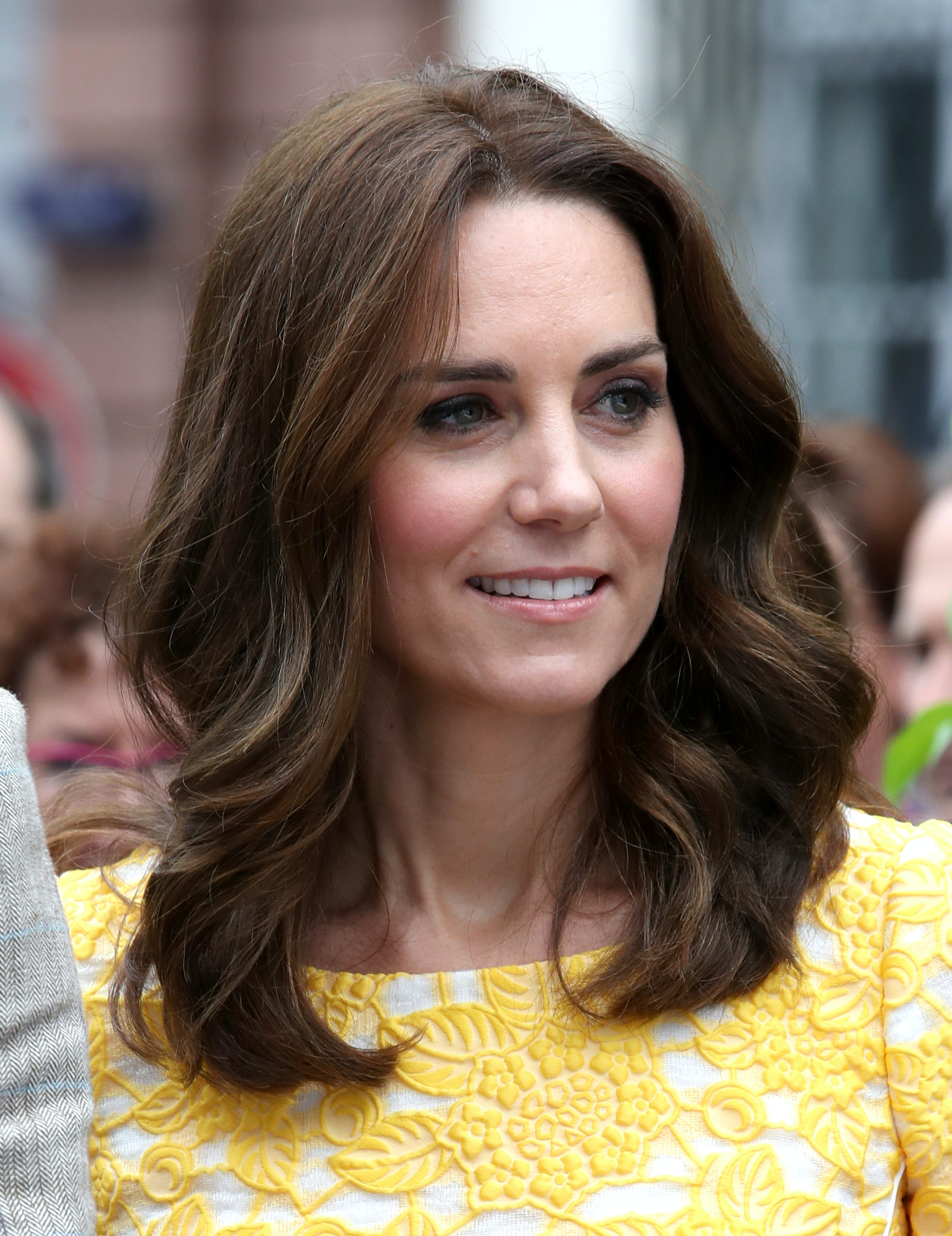 Kate Middleton Donated Her Hair To Charity Her Trademark Locks Are