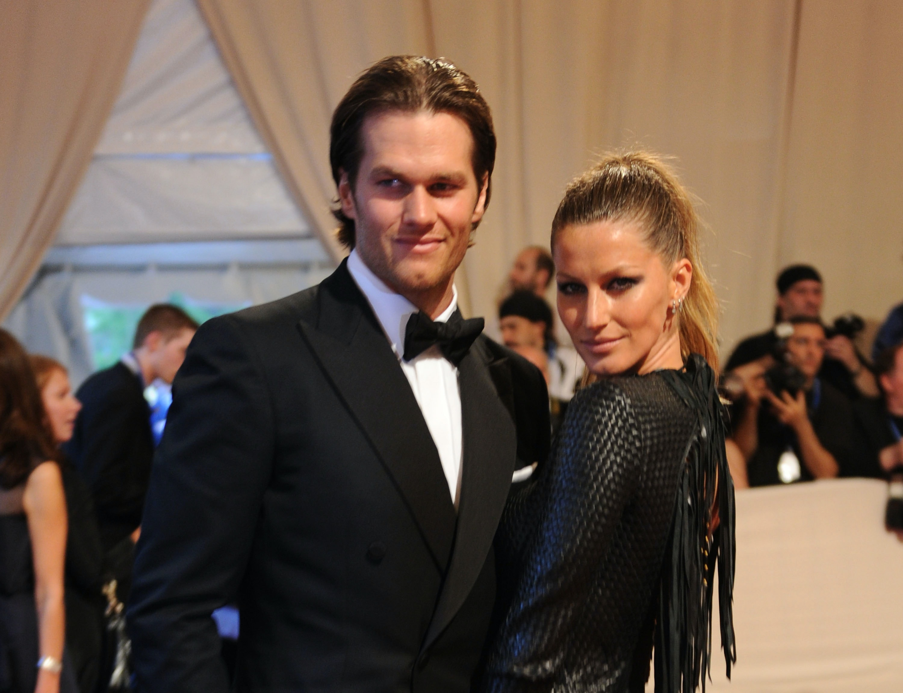 This Tom Brady & Gisele Bundchen Relationship Timeline Shows
