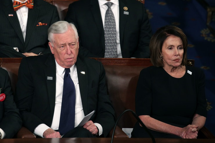 Image result for trump state of the union pelosi