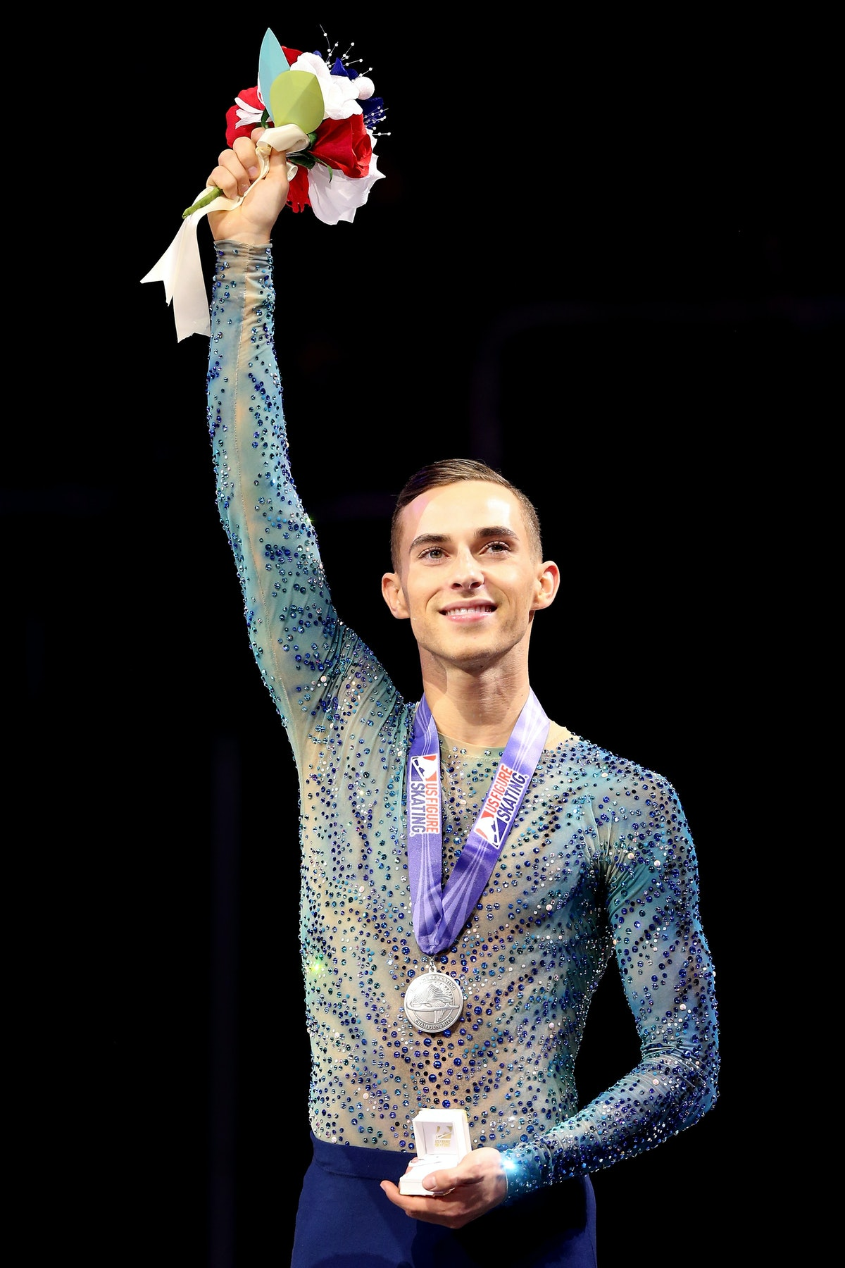 rippon gay singles Openly gay us figure skater adam rippon said sunday he  to skip white house reception in protest  in the men's single skating free.