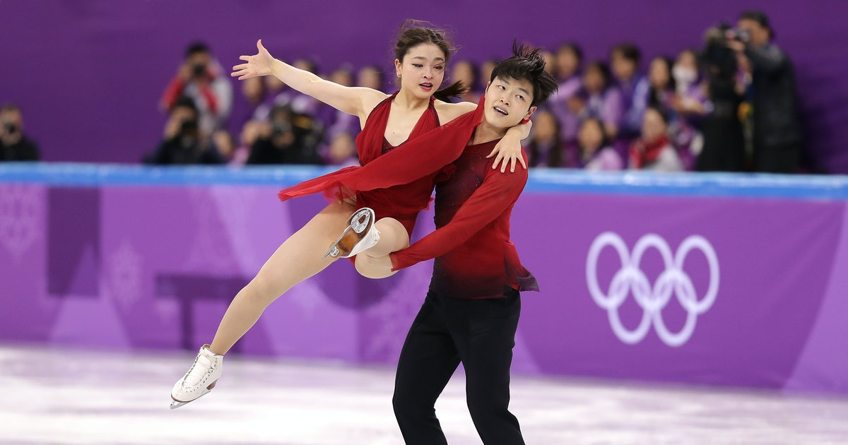 Video Of The Shibutani Siblings' Short Ice Dance Routine Is Incredible & I'm Dying