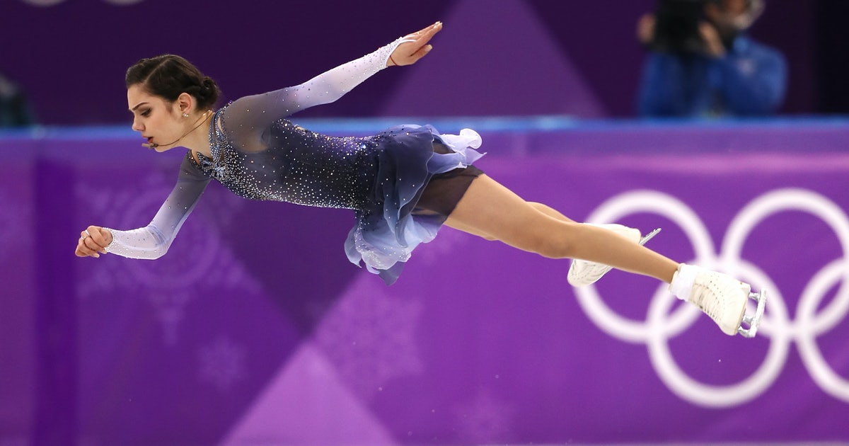 This Video Of Evgenia Medvedeva's Free Skate Is Literally Flawless & I Can't