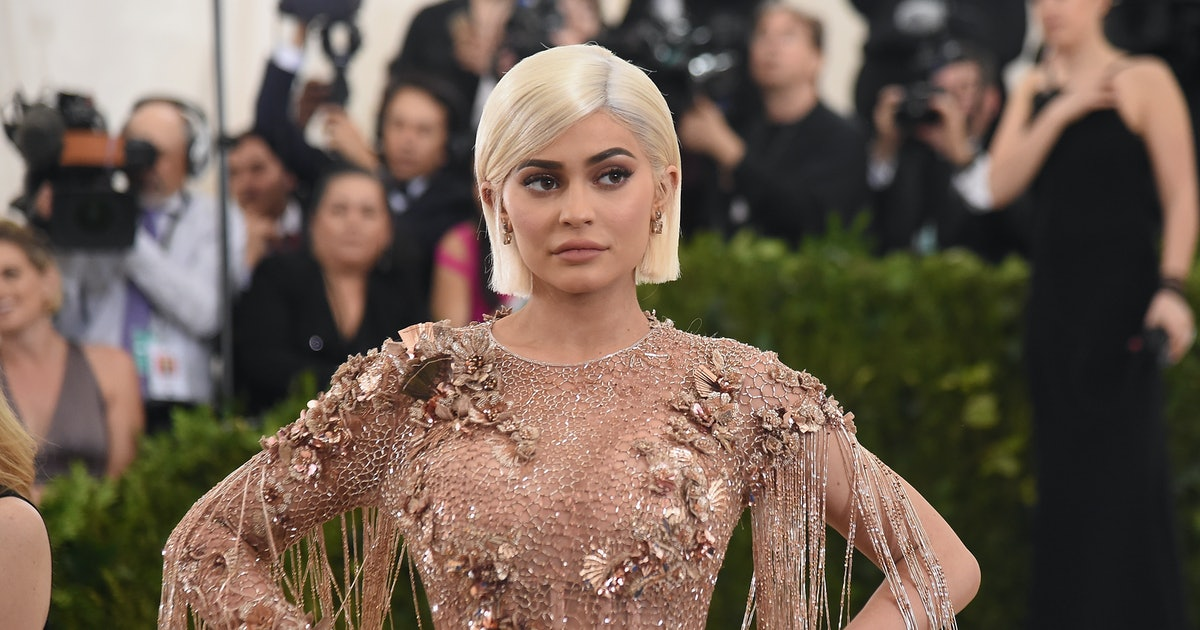 Kylie Jenner's Snapchat Video Of Baby Stormi Is An Adorable Glimpse At Her Baby Daughter thumbnail