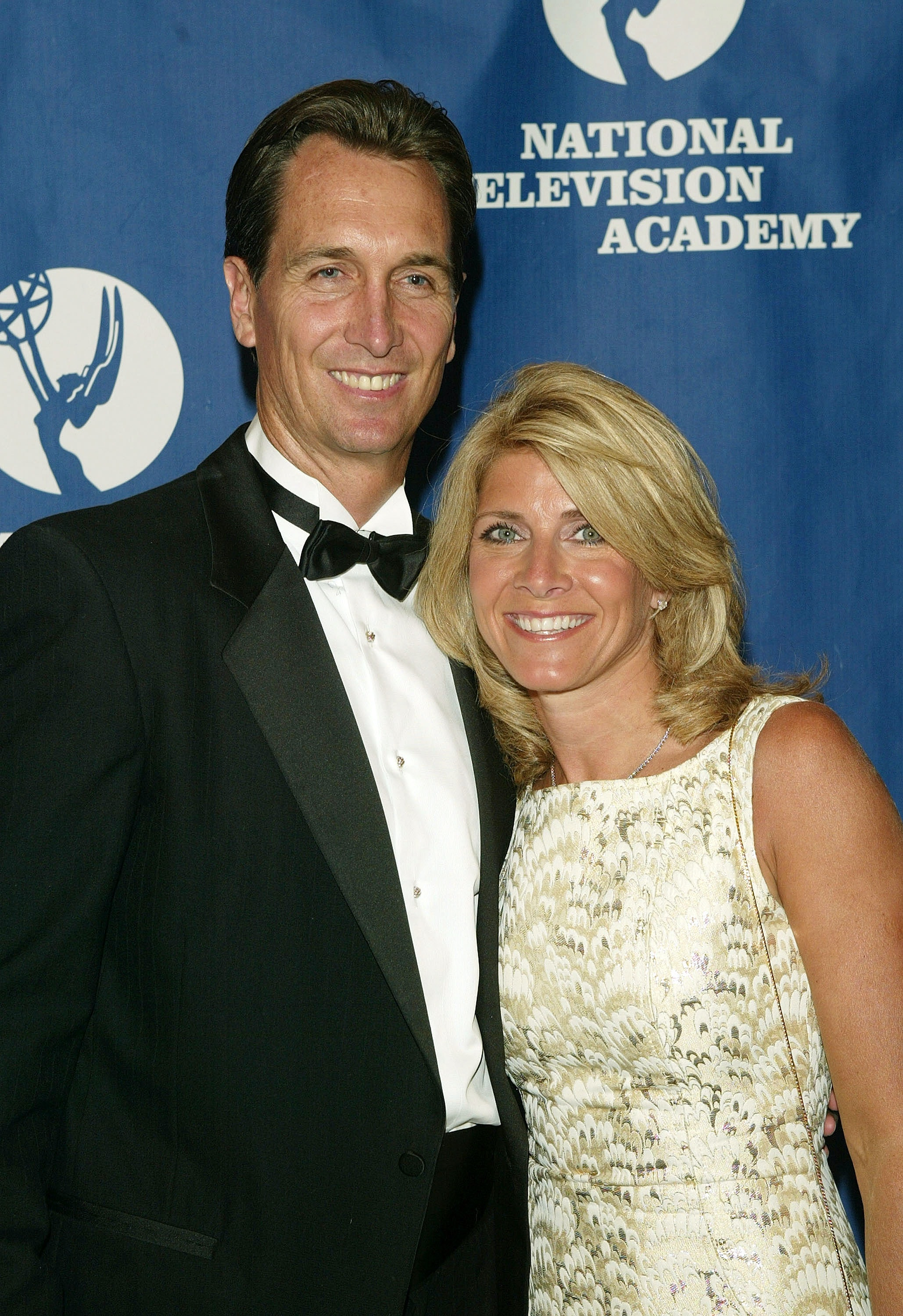 Cris Collinsworth with beautiful, Wife Holly Bankemper