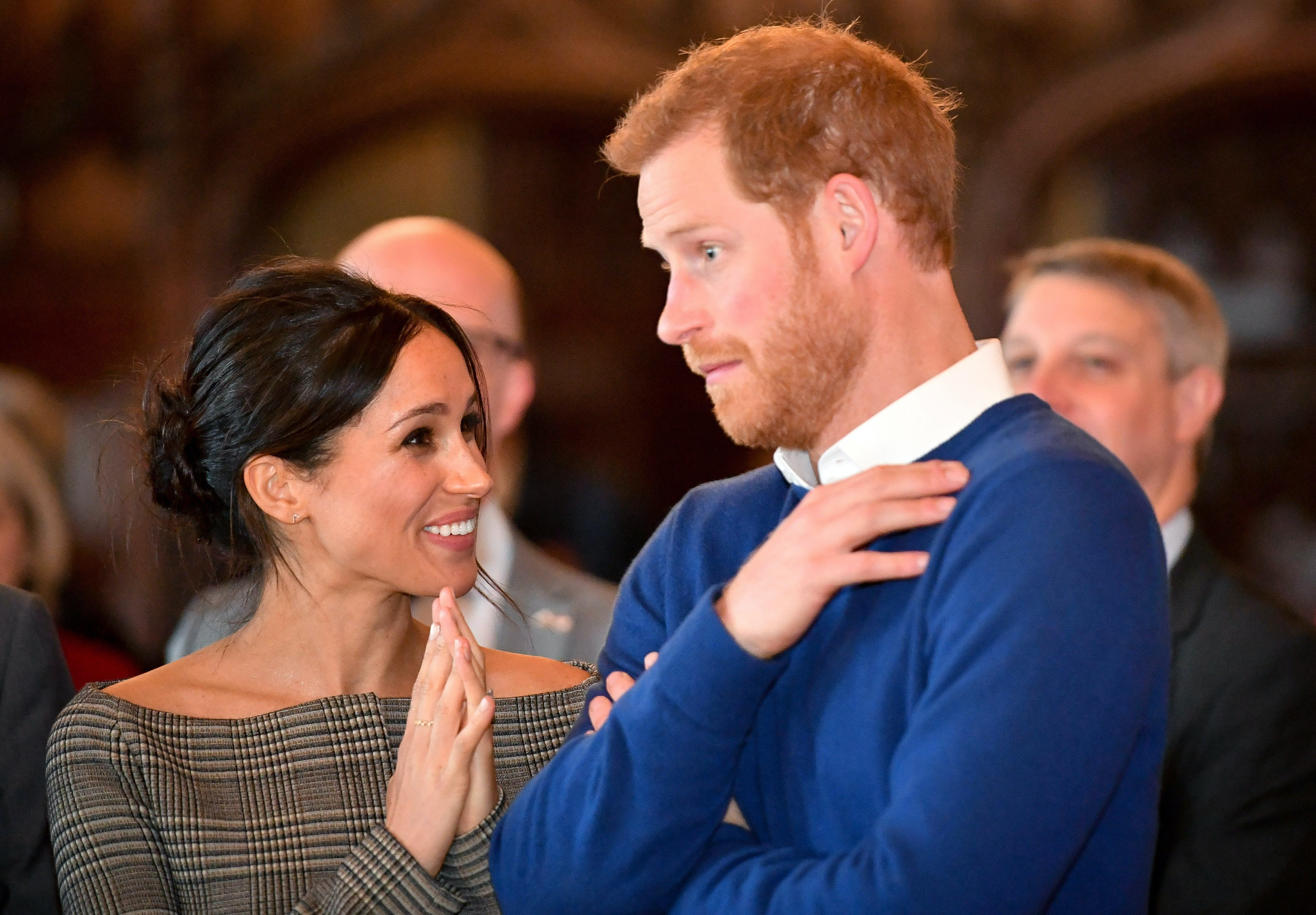 Lifetime Is Making a Prince Harry and Meghan Markle Movie, and Its Still Casting