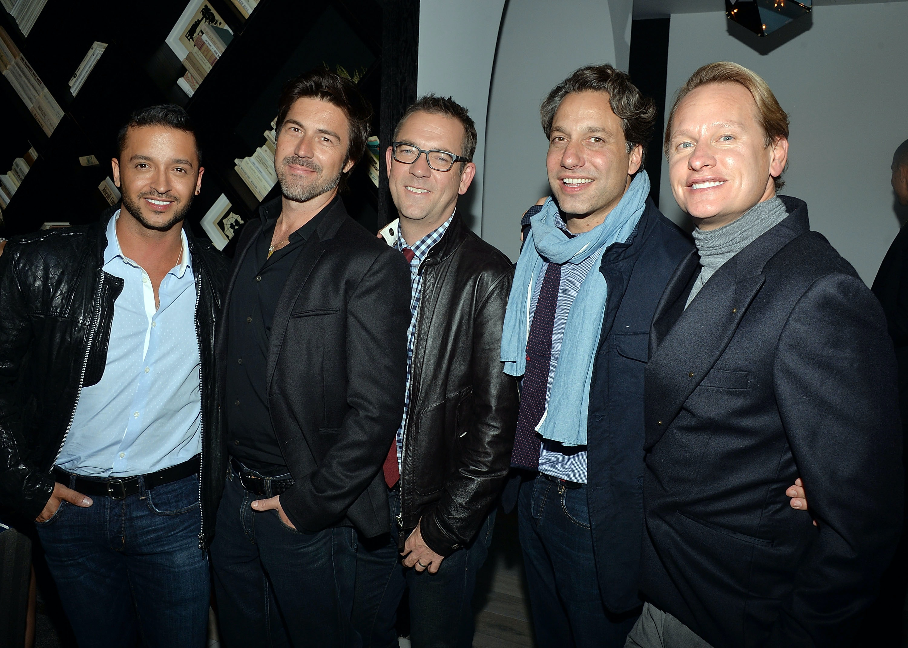 Are The Original 'Queer Eye' Cast Still Friends? The First