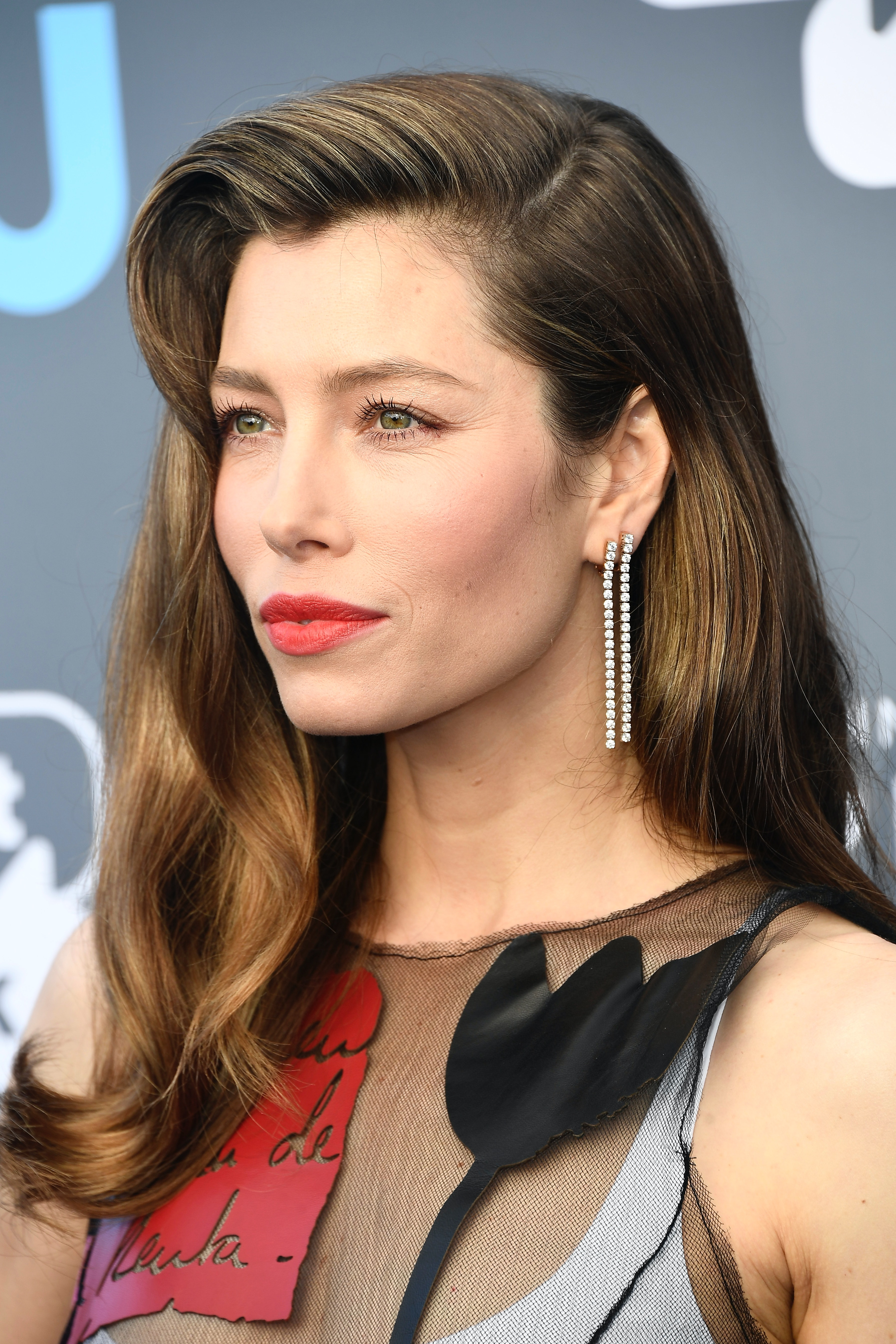 Photos Of Jessica Biel\u0027s Blonde Hair Prove That She Is A