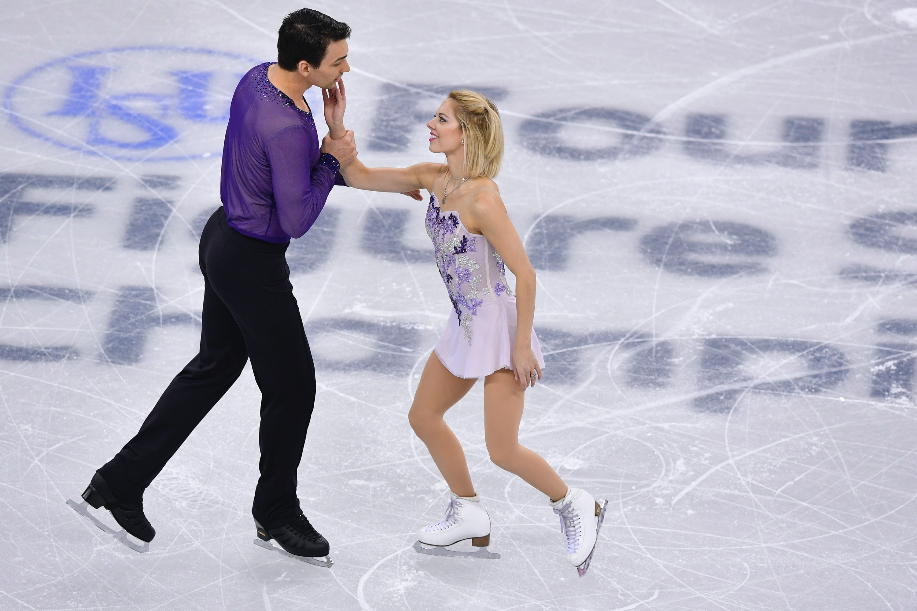 Dancing On Ice Dating Couples 2018