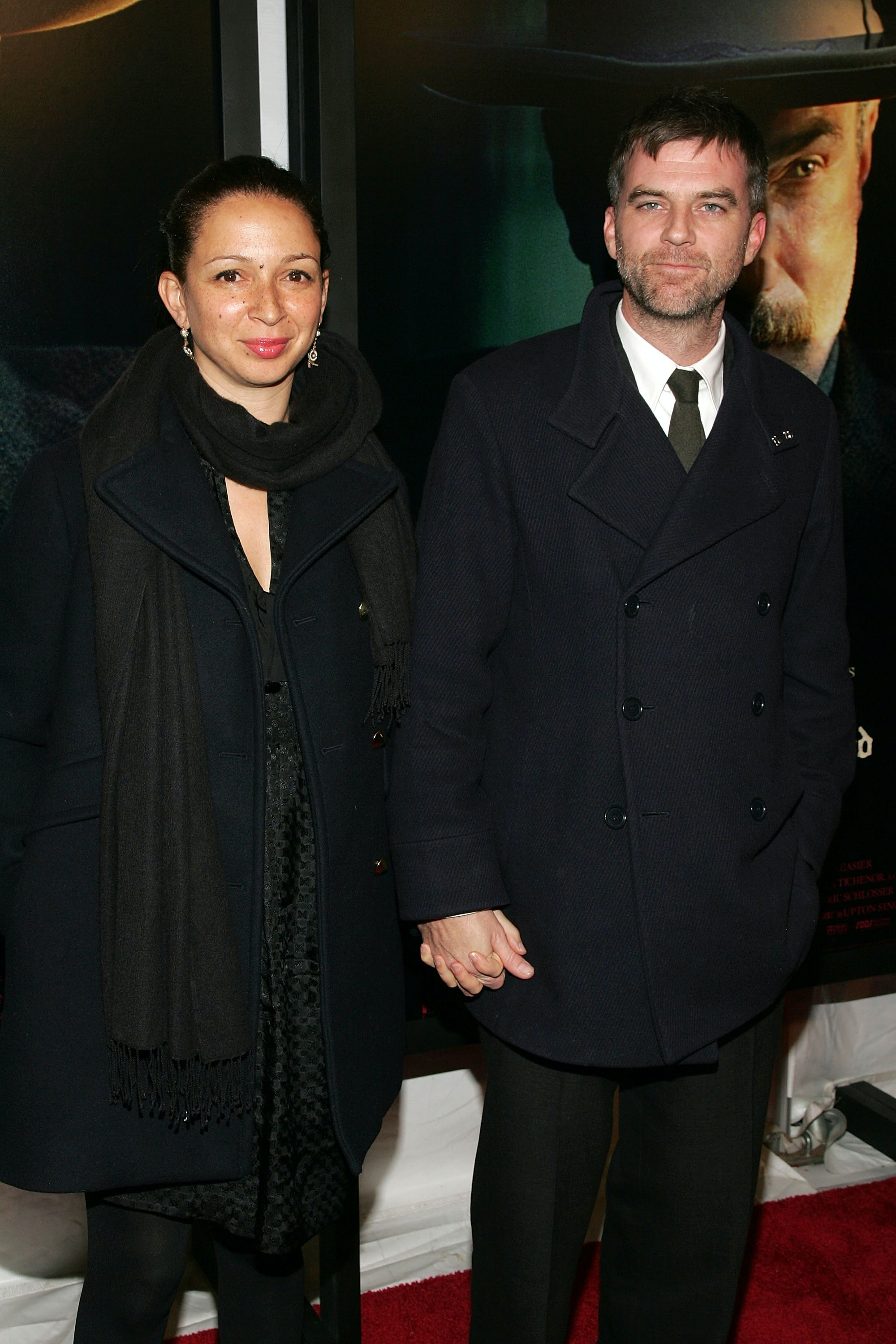 Paul Thomas Anderson And Maya Rudolph Kids