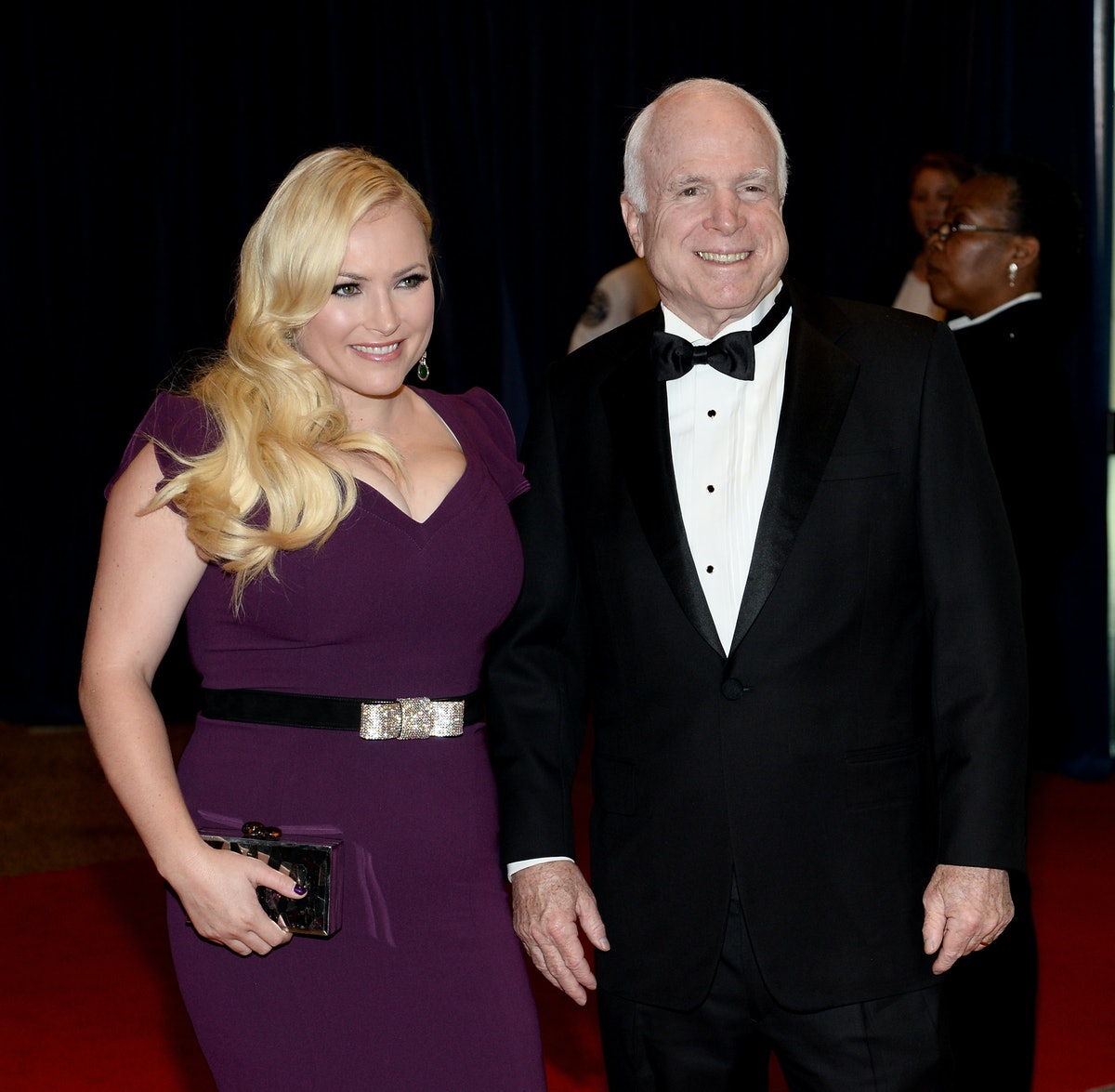 Meghan McCain Had A Perfectly Chilling Response To Her Father's Critics On Torture