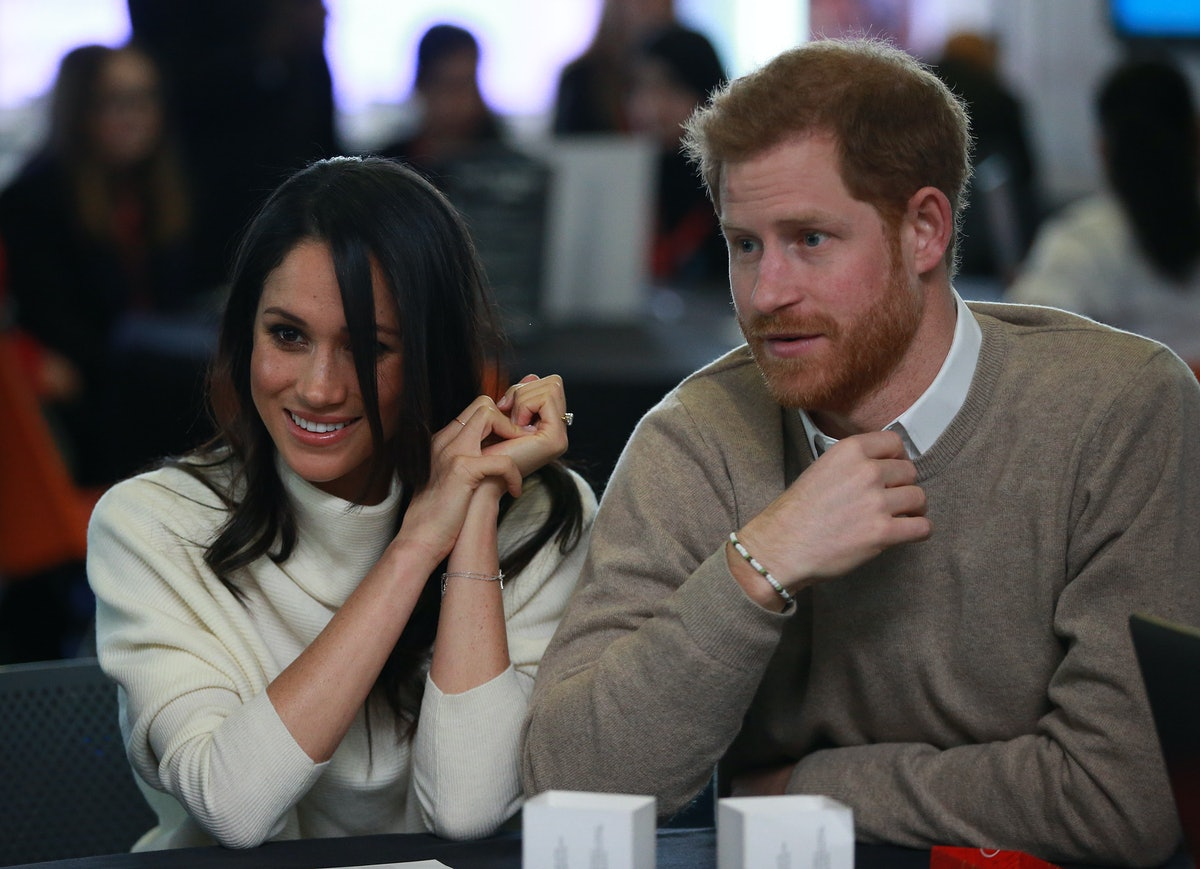 Meghan & Harry's Wedding Cake Flavor Will Break Tradition, But Is Perfect For A Spring Celebration