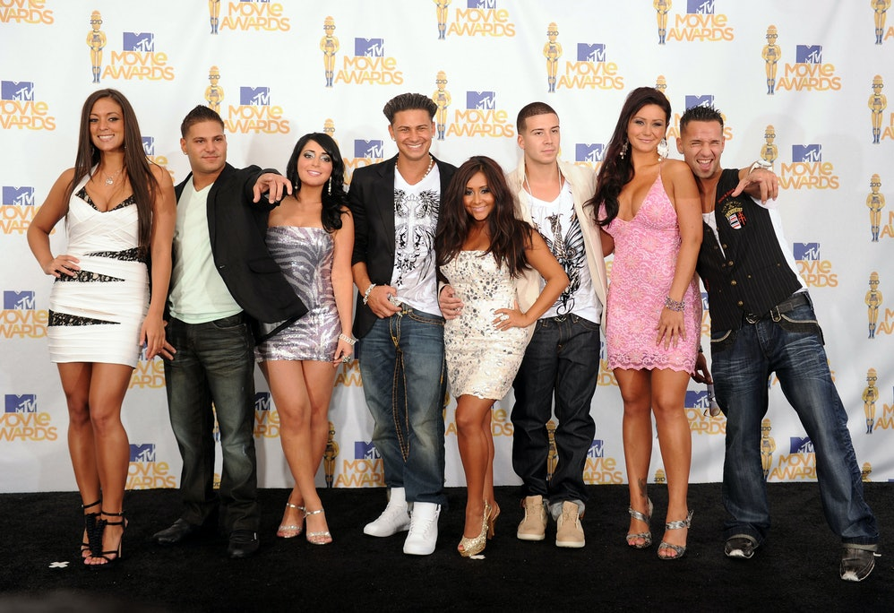jersey shore single parents Preview and download your favourite episodes of jersey shore: family vacation, season 1, or the entire season  who can forget the note, single ronnie, .