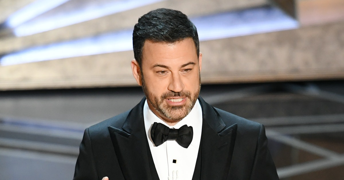 Jimmy Kimmel's 2018 Oscars Opening Monologue Transcript ...