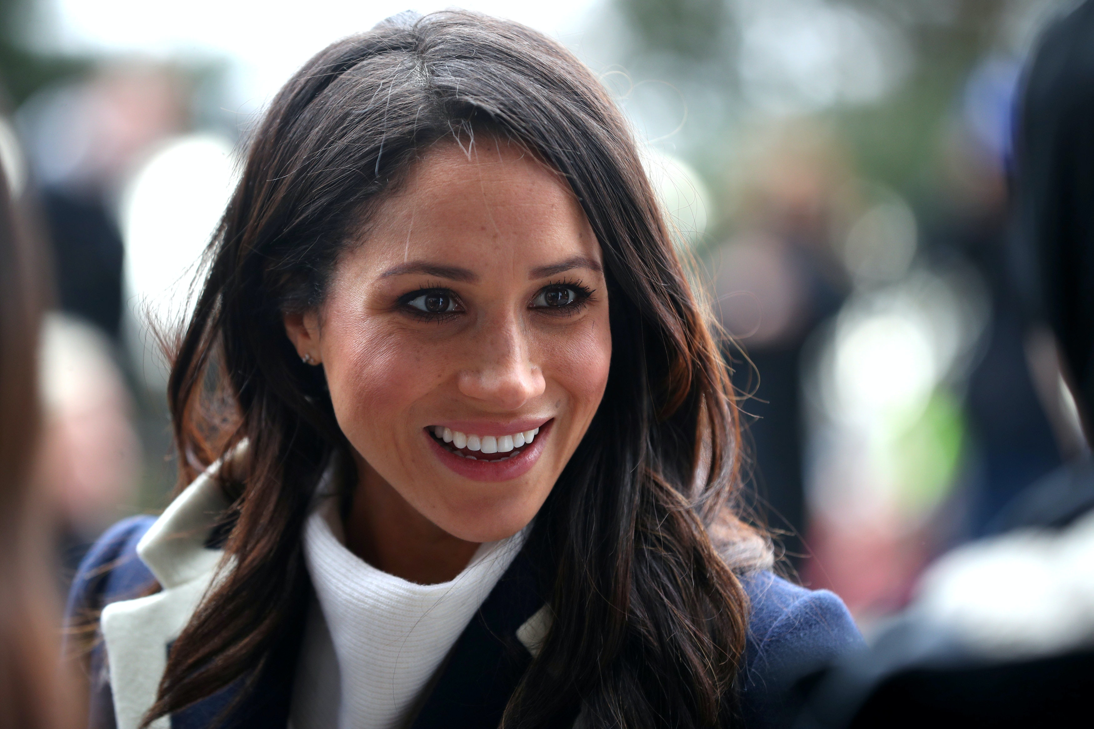 Meghan Markle Has Reportedly Chosen a Maid of Honor for the Royal Wedding