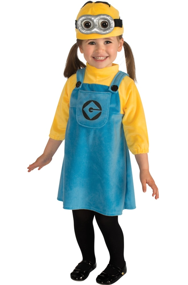 6 minions costumes for babies to buy or diy