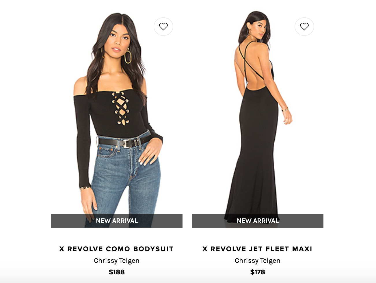 What s In The Chrissy Teigen x Revolve Collection  It s Your New Date Night    GNO Wardrobe b1daa7c707785