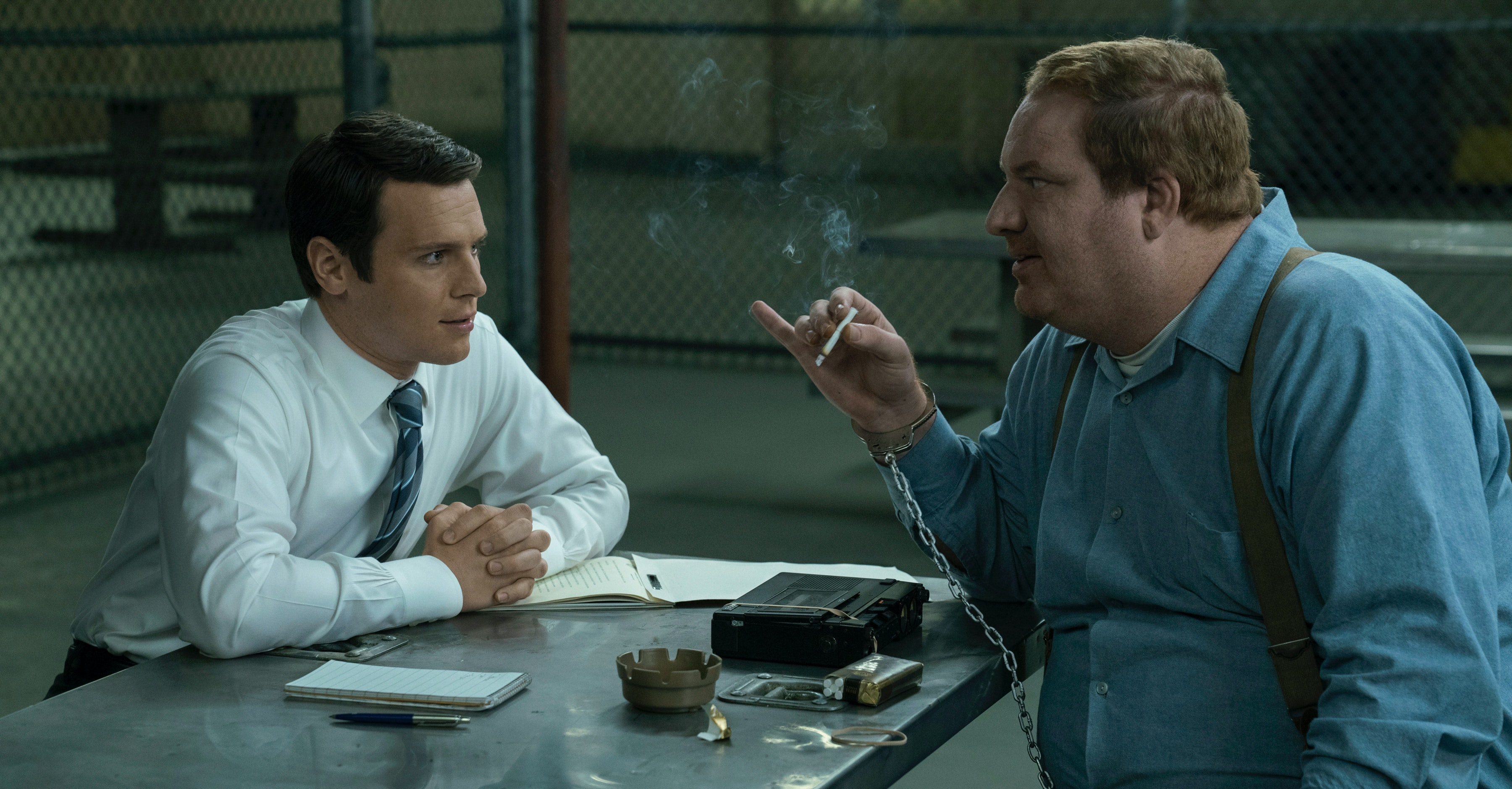 Who Is Holden Ford From Mindhunter Hes Based On A Real FBI - A fascinating breakdown of the visual effects in netflixs mindhunter
