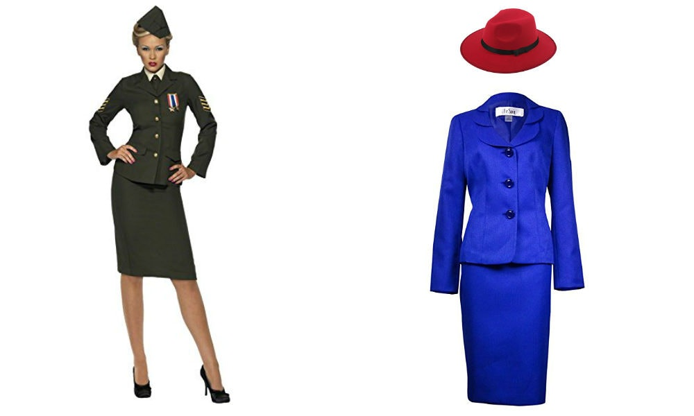 6 captain america halloween costumes for women who want to be their own heroes