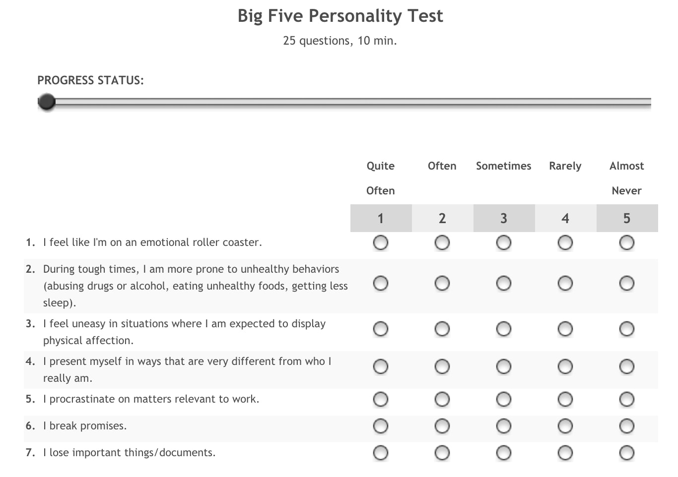 photograph regarding Printable Personality Quiz identify 11 Individuality Exams Very similar In direction of Myers-Briggs Suitable For