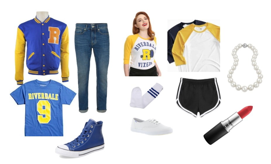 4 'Riverdale' Couples Costumes For Halloween, Because Everyone Loves