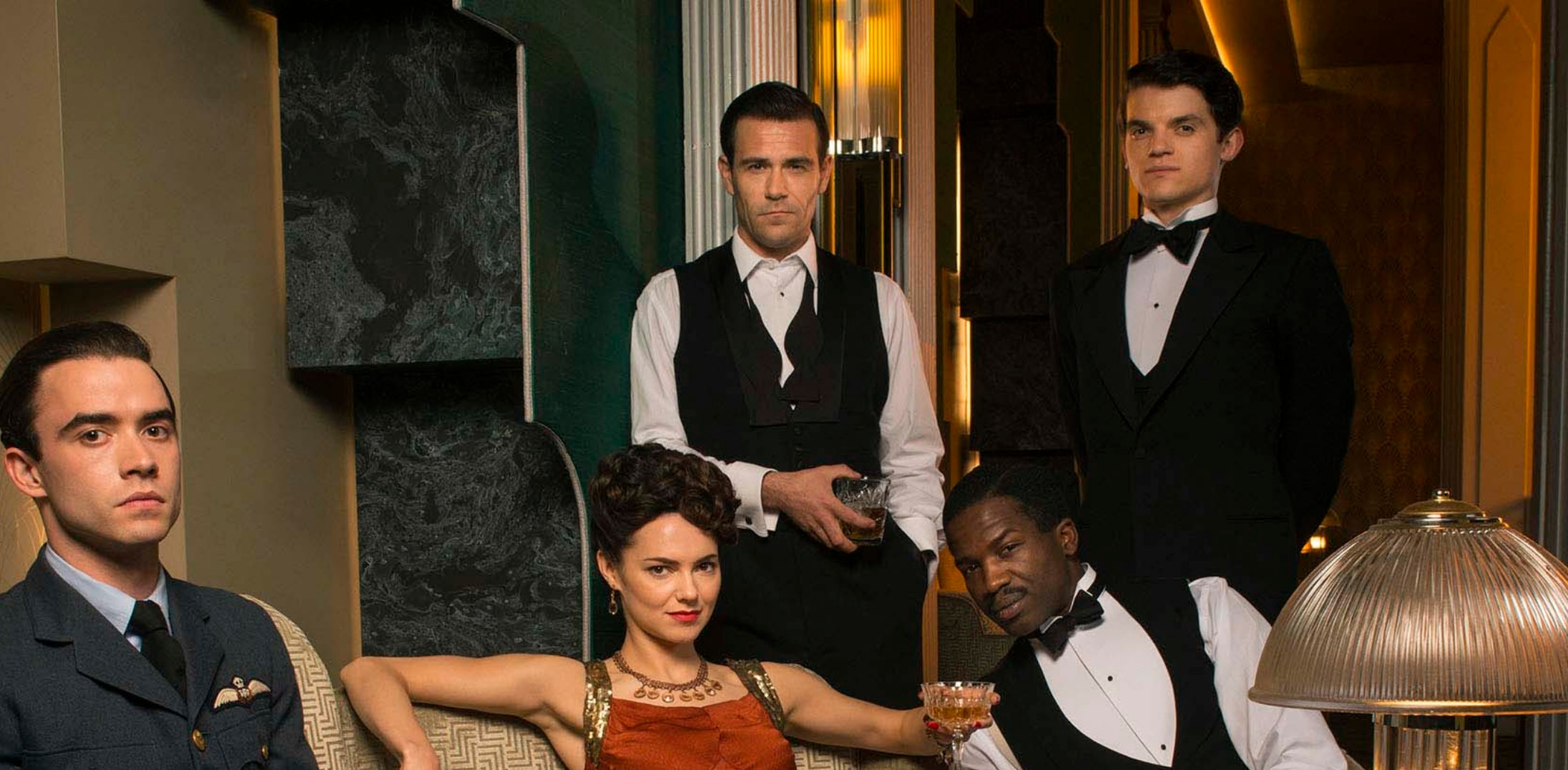 Is The Halcyon A True Story The British Drama Toes The